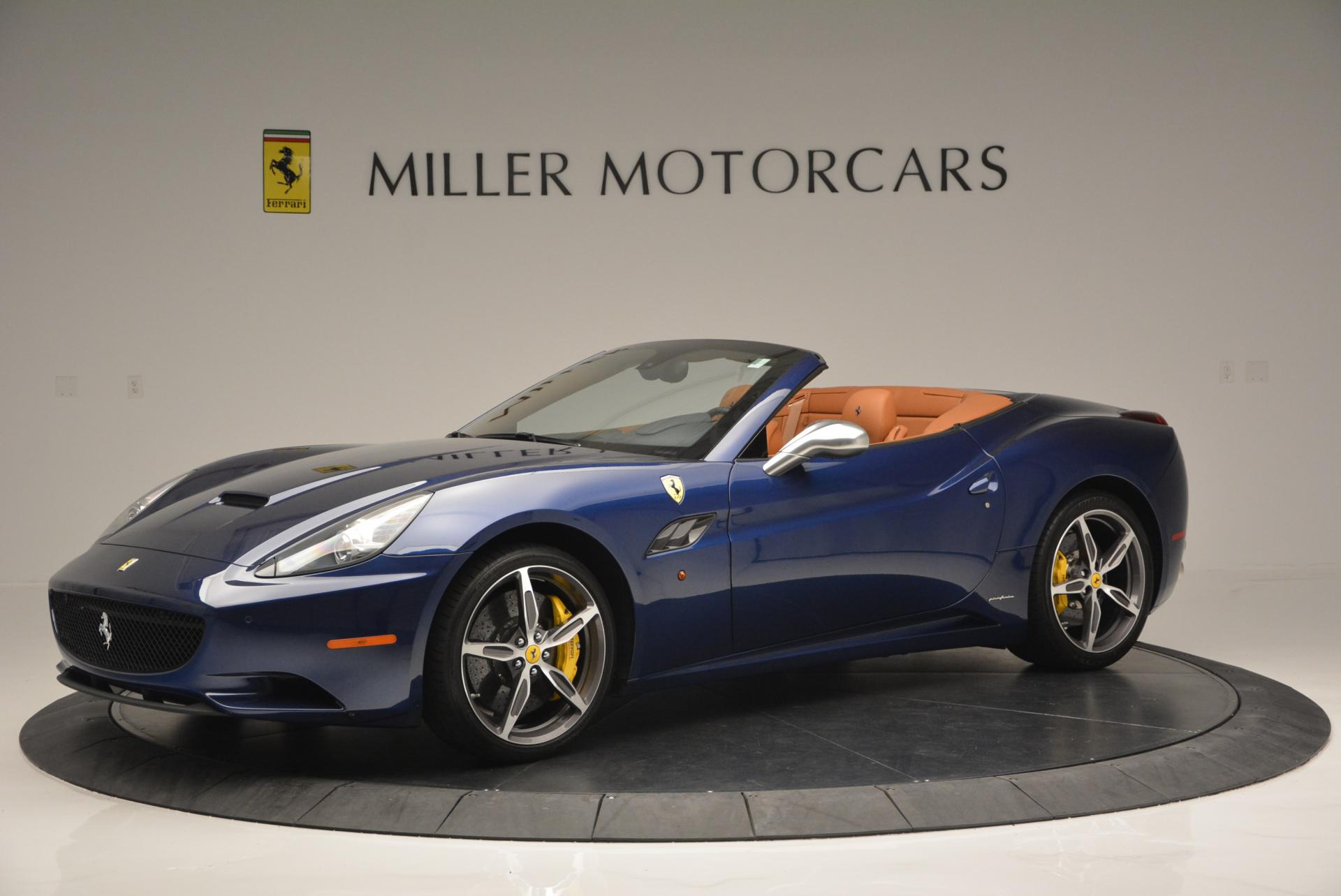 Used 2013 Ferrari California 30  For Sale In Greenwich, CT 129_p2