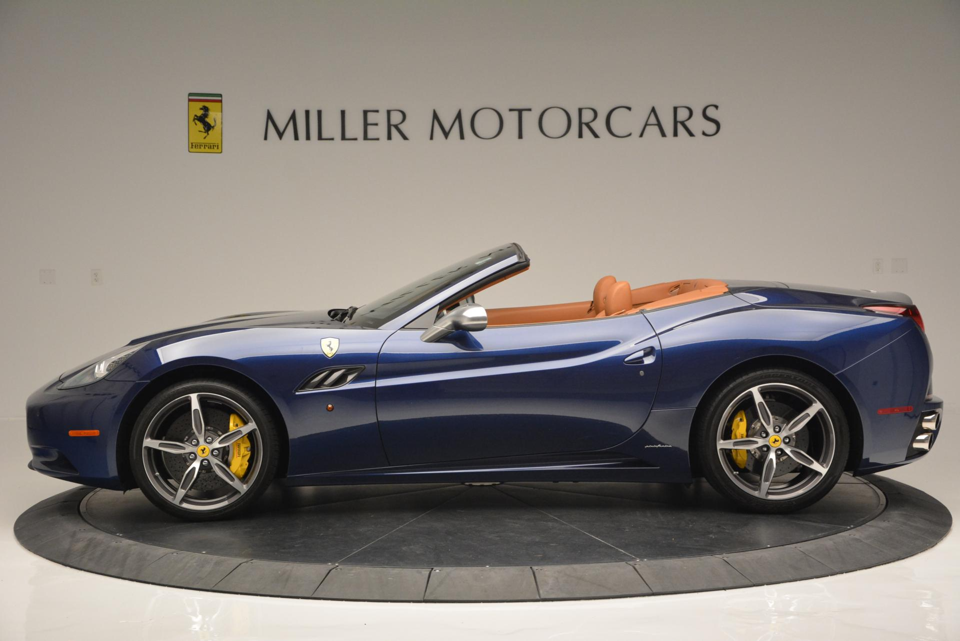 Used 2013 Ferrari California 30  For Sale In Greenwich, CT 129_p3