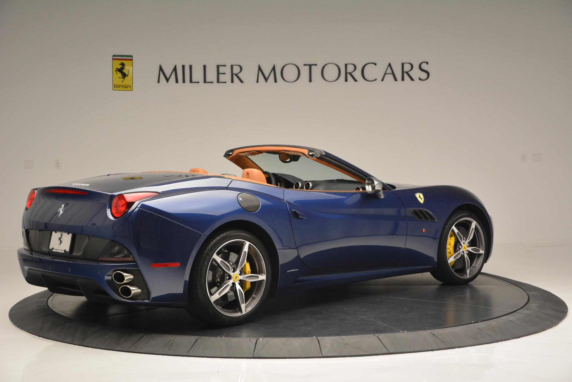 Used 2013 Ferrari California 30  For Sale In Greenwich, CT 129_p8