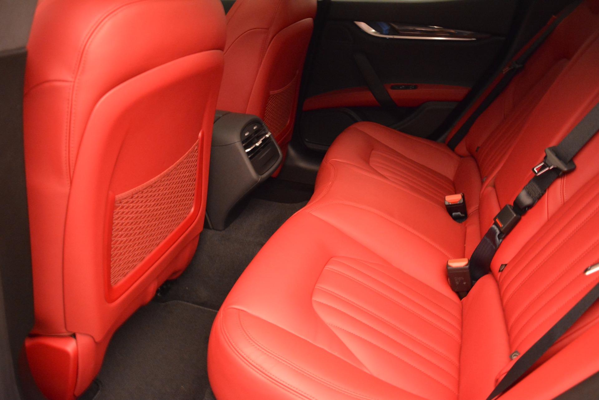 Used 2015 Maserati Ghibli S Q4 For Sale In Greenwich, CT 1290_p18