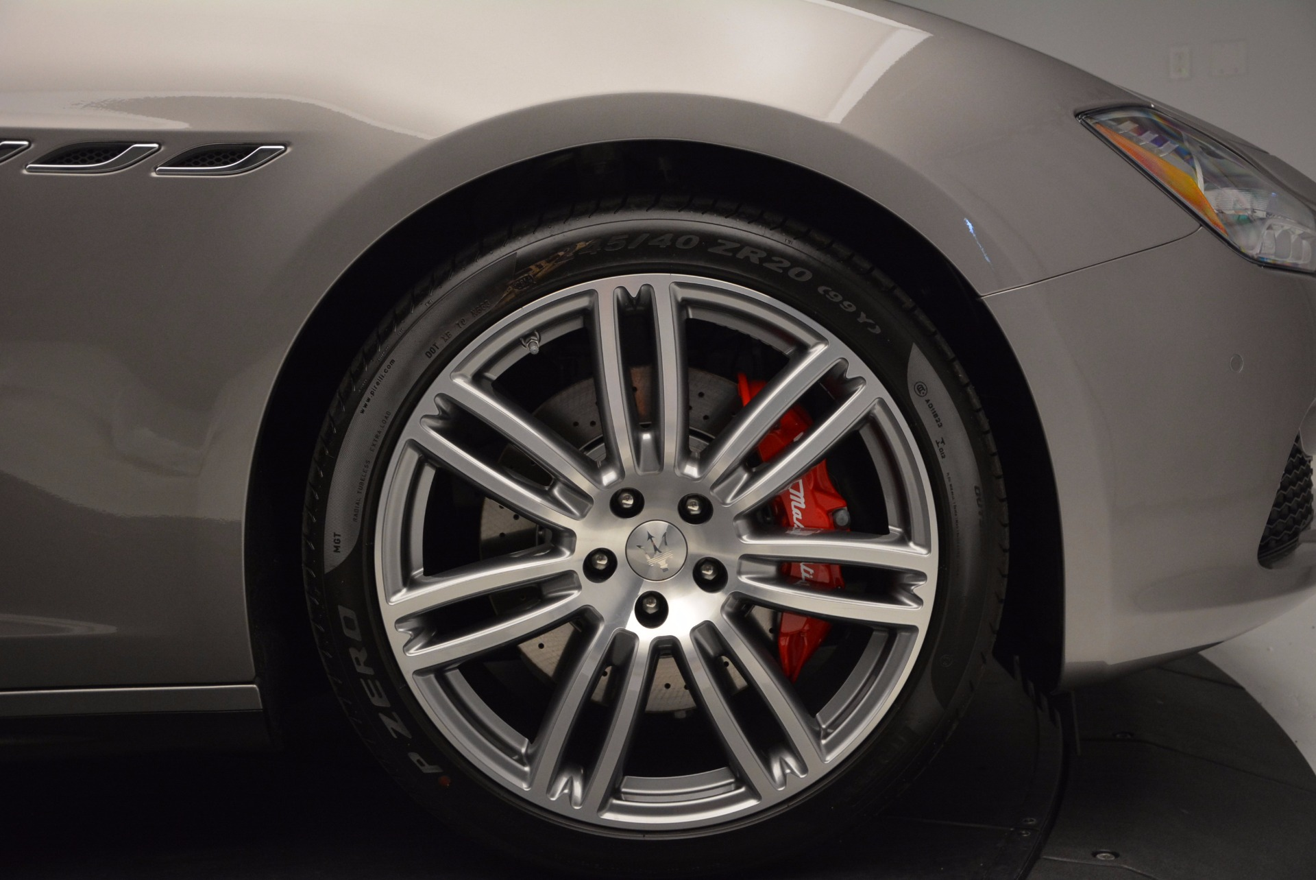 Used 2015 Maserati Ghibli S Q4 For Sale In Greenwich, CT 1290_p26