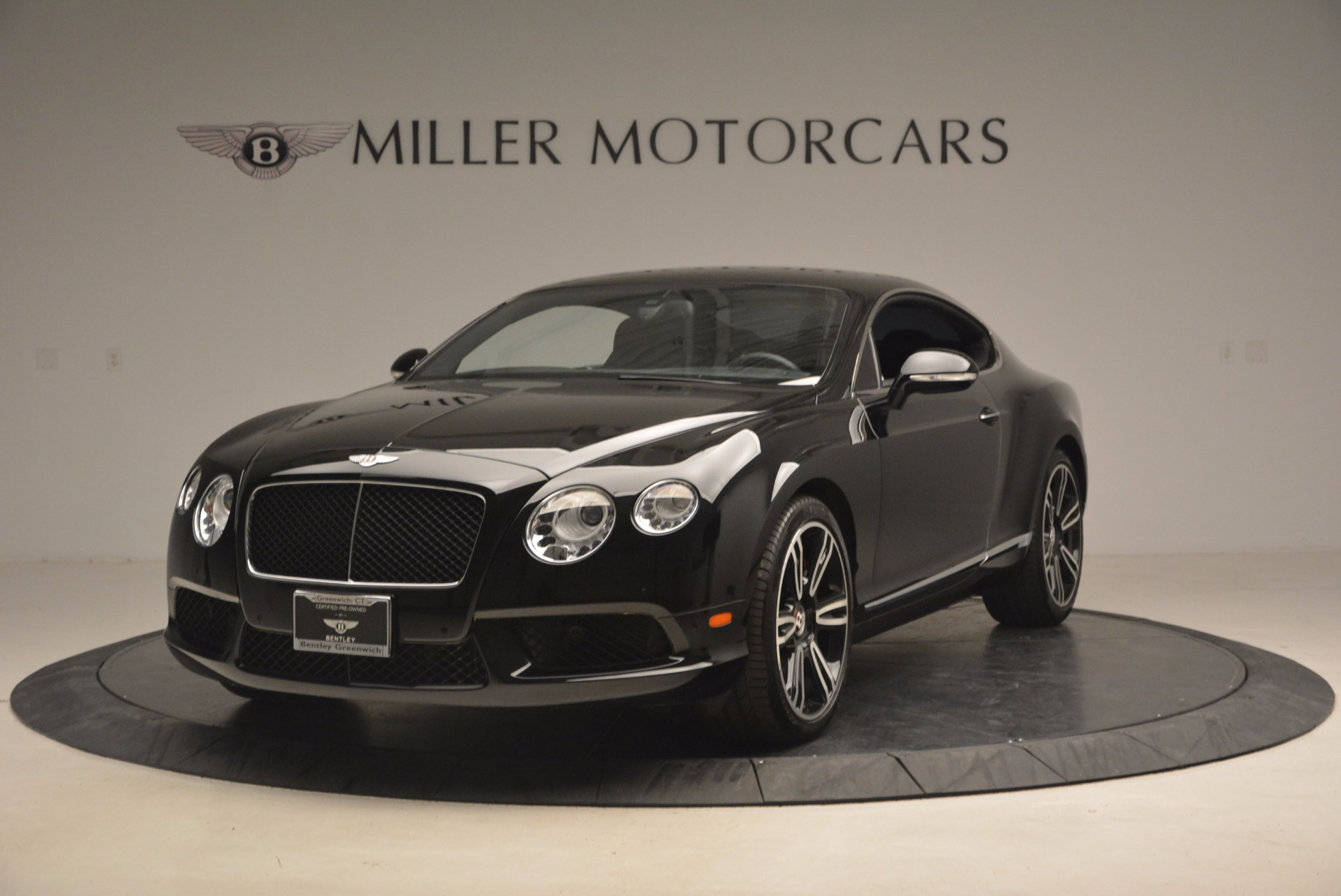 Used 2013 Bentley Continental GT V8 For Sale In Greenwich, CT 1291_main