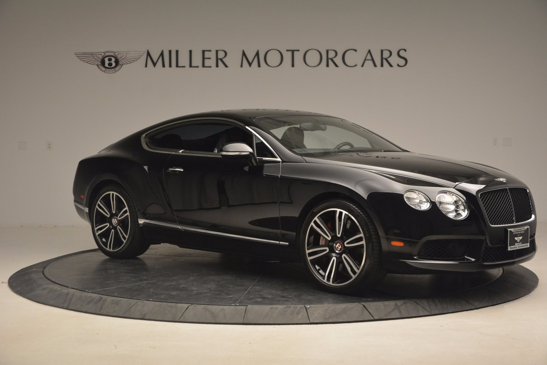 Used 2013 Bentley Continental GT V8 For Sale In Greenwich, CT 1291_p10