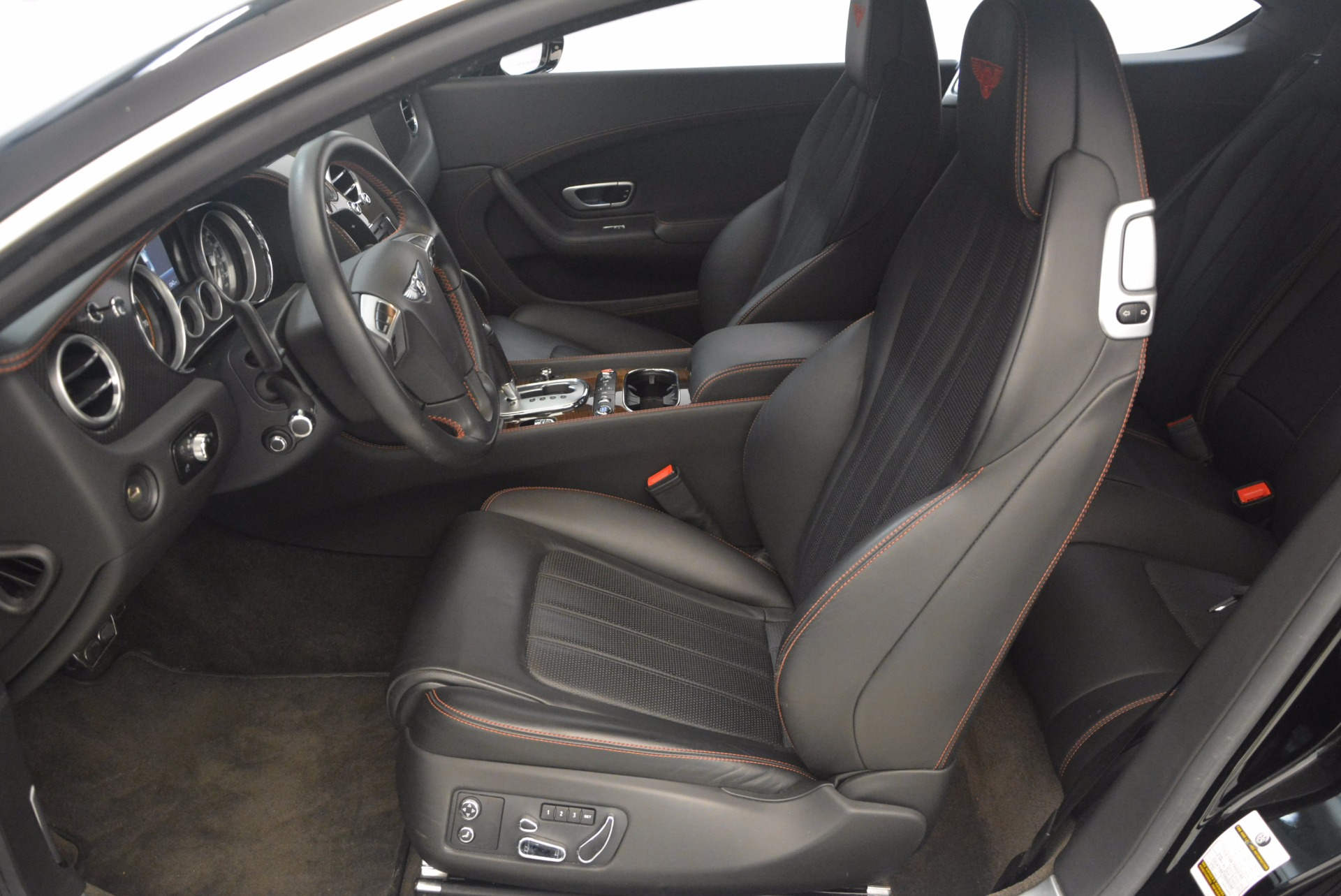 Used 2013 Bentley Continental GT V8 For Sale In Greenwich, CT 1291_p22