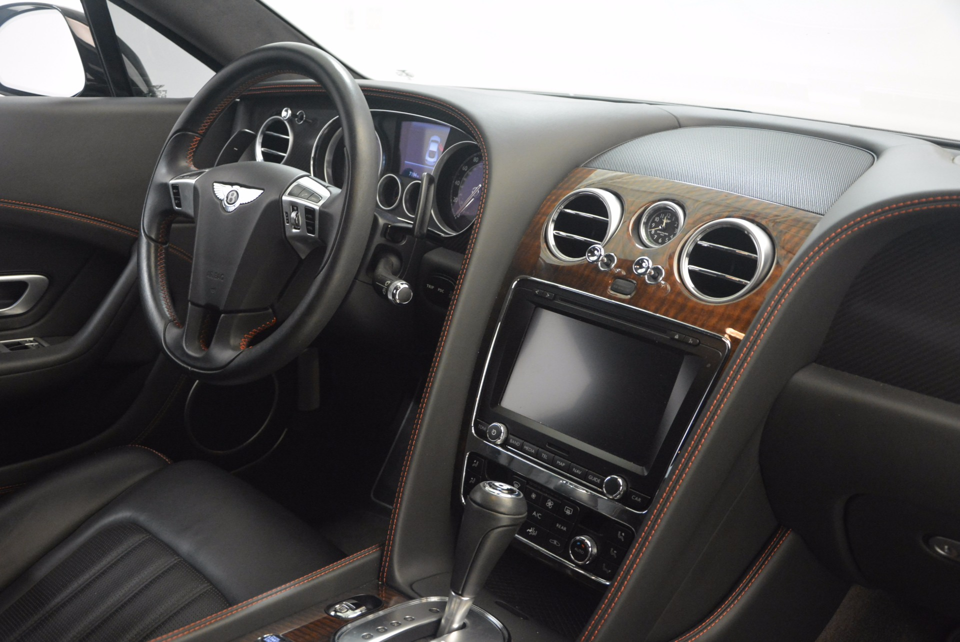 Used 2013 Bentley Continental GT V8 For Sale In Greenwich, CT 1291_p33
