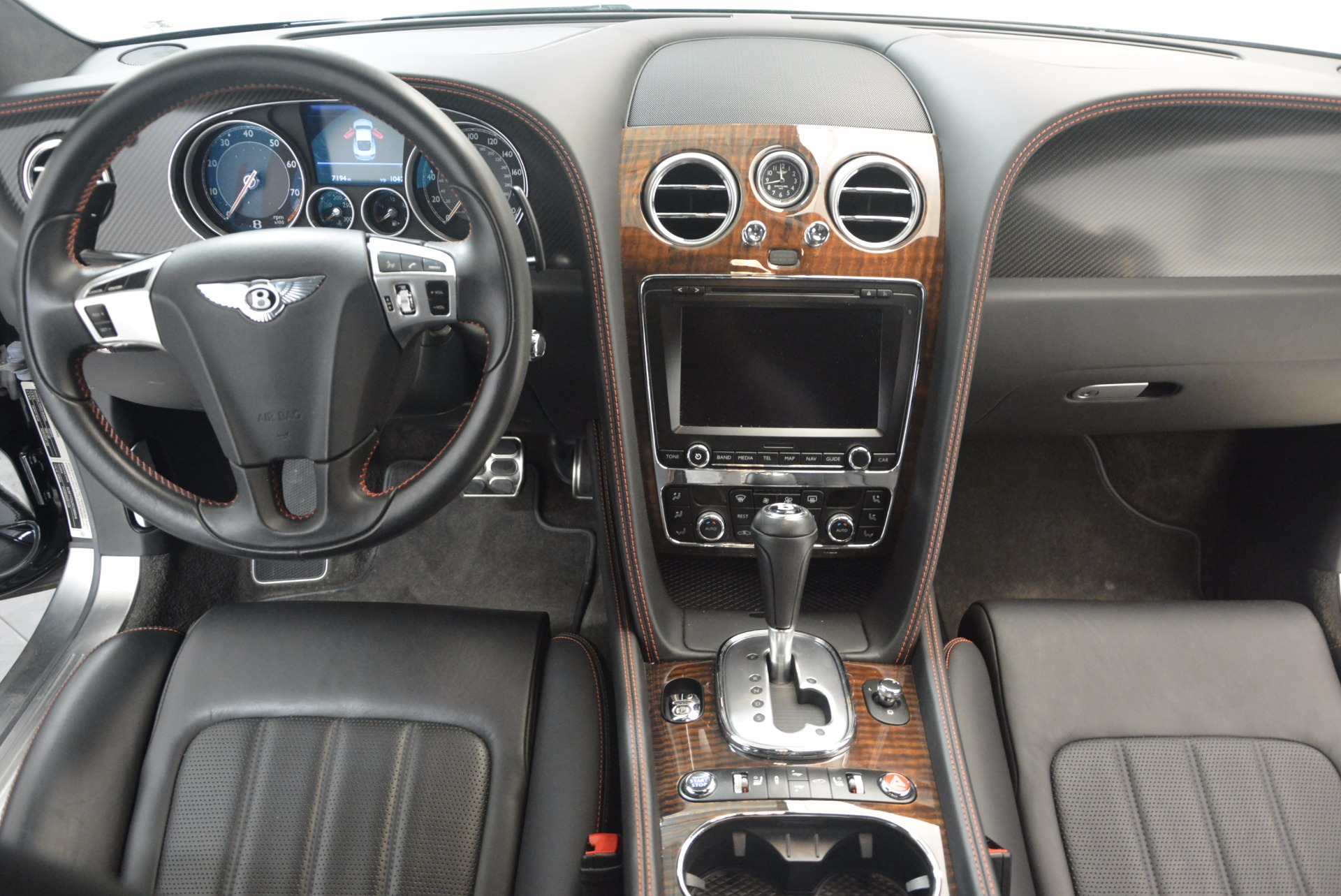 Used 2013 Bentley Continental GT V8 For Sale In Greenwich, CT 1291_p36