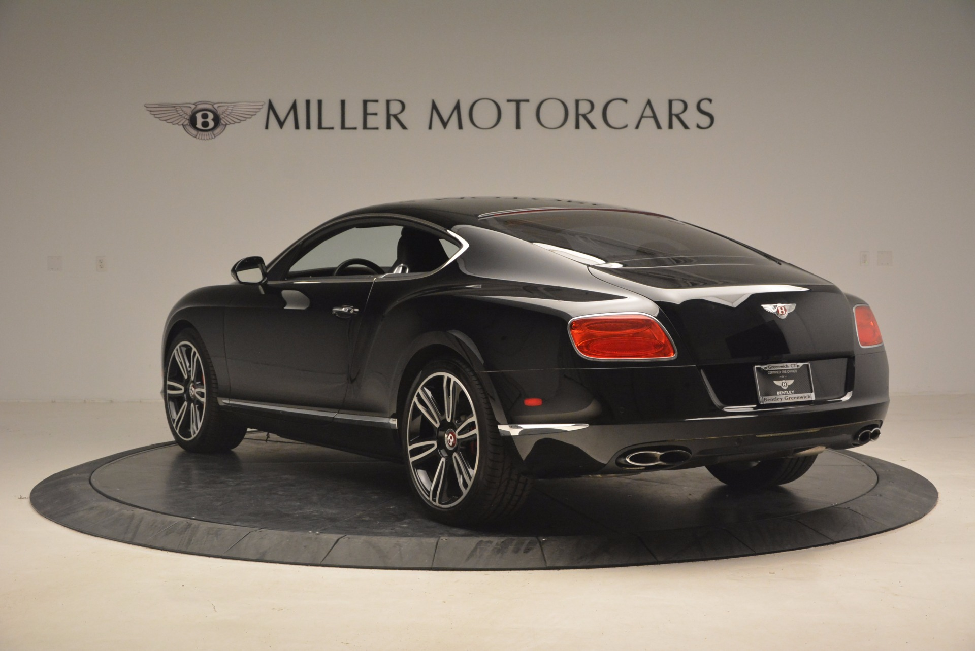 Used 2013 Bentley Continental GT V8 For Sale In Greenwich, CT 1291_p5