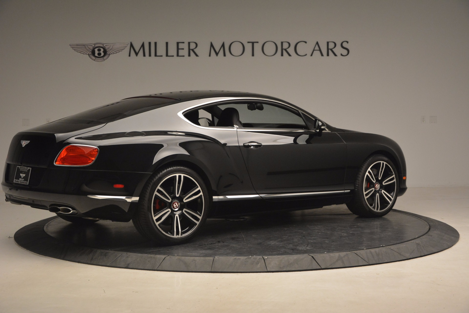 Used 2013 Bentley Continental GT V8 For Sale In Greenwich, CT 1291_p8
