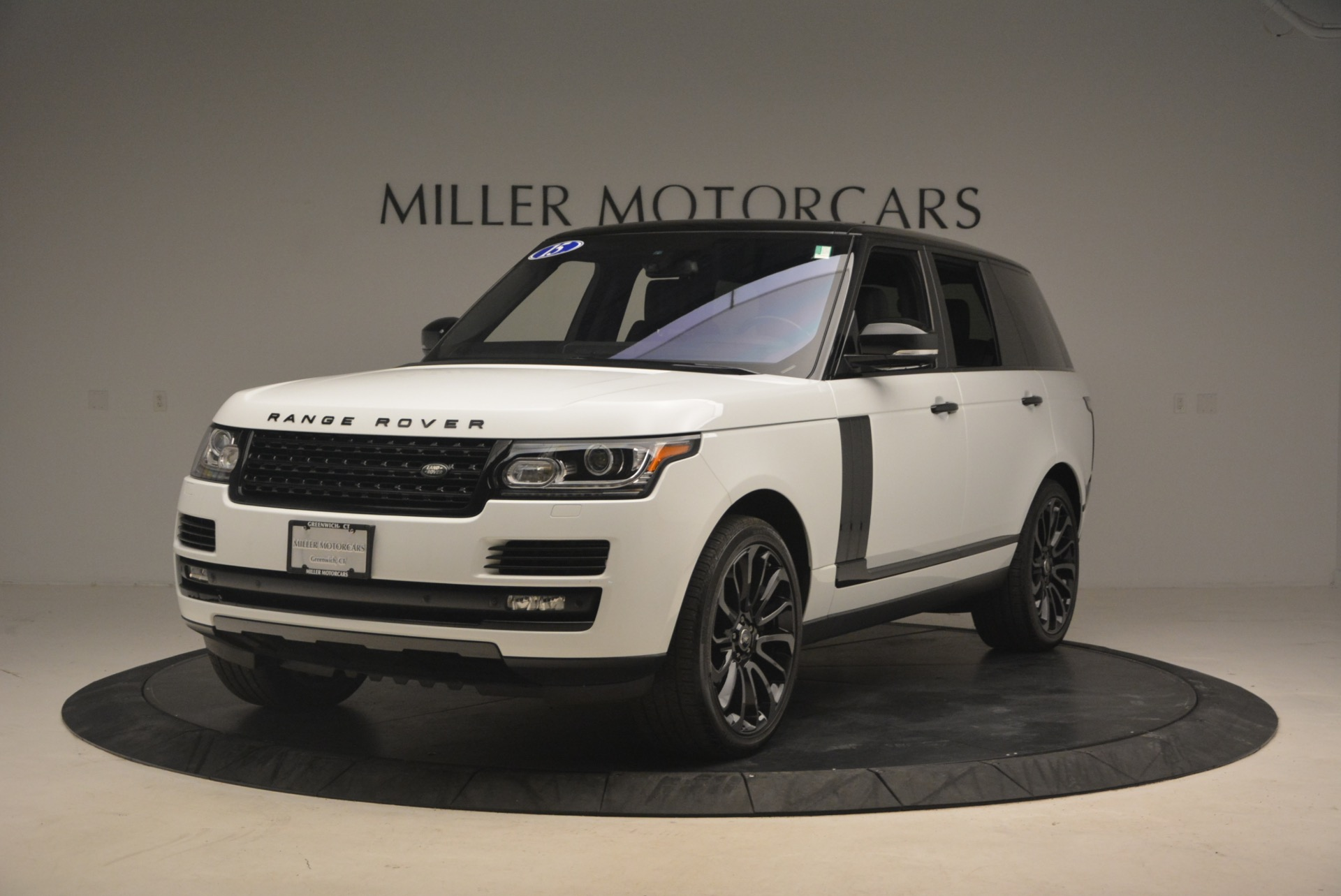 Used 2015 Land Rover Range Rover Supercharged For Sale In Greenwich, CT
