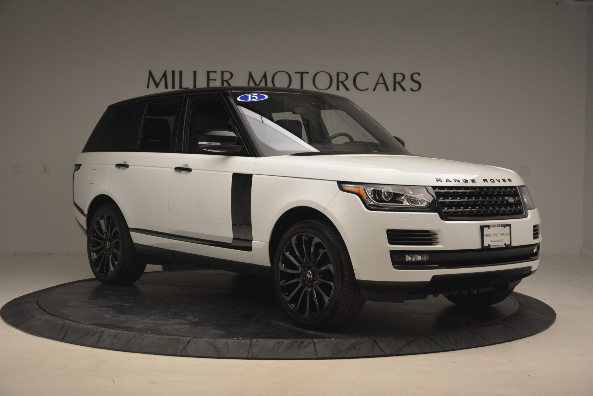 Used 2015 Land Rover Range Rover Supercharged For Sale In Greenwich, CT 1292_p11