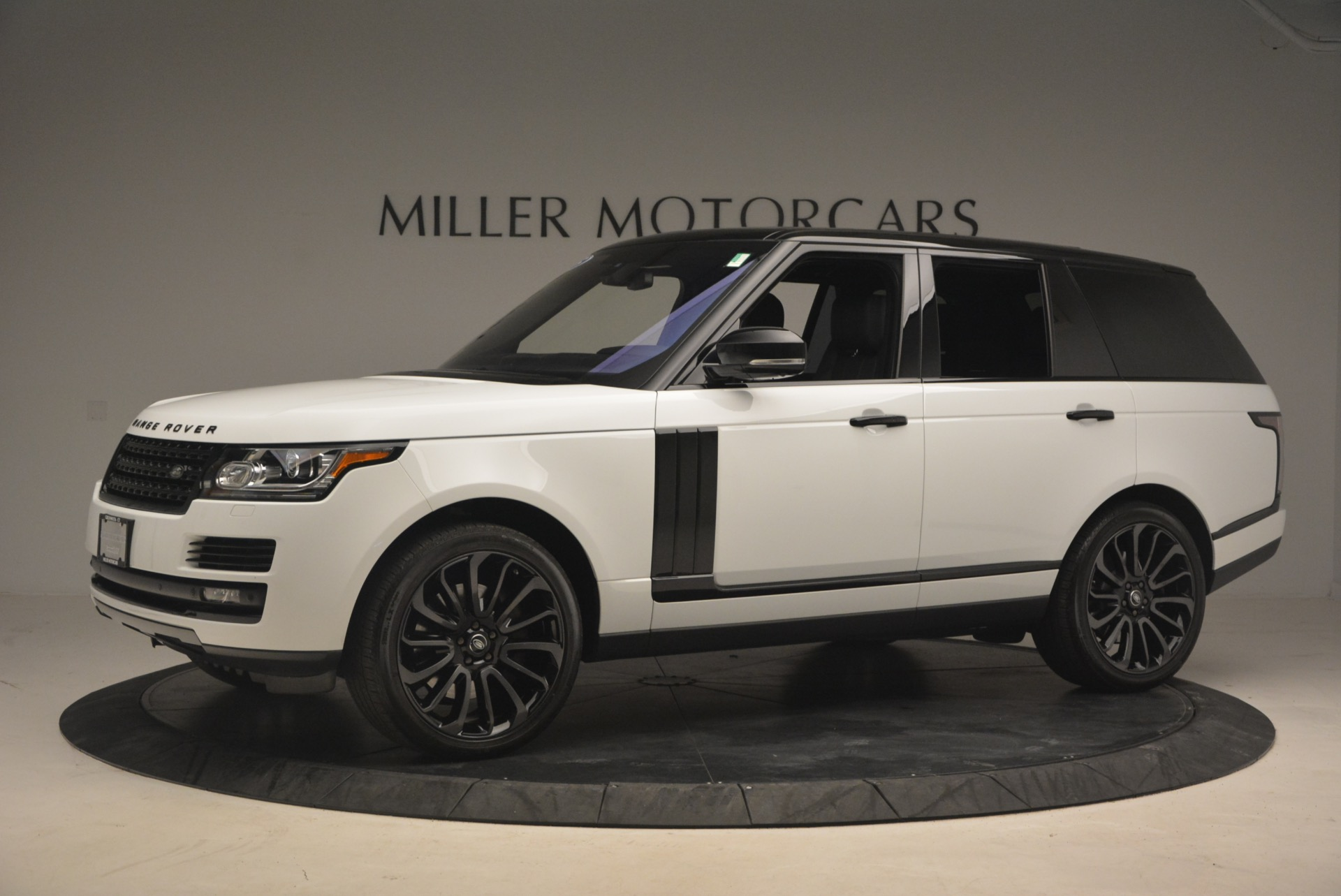 Used 2015 Land Rover Range Rover Supercharged For Sale In Greenwich, CT 1292_p2