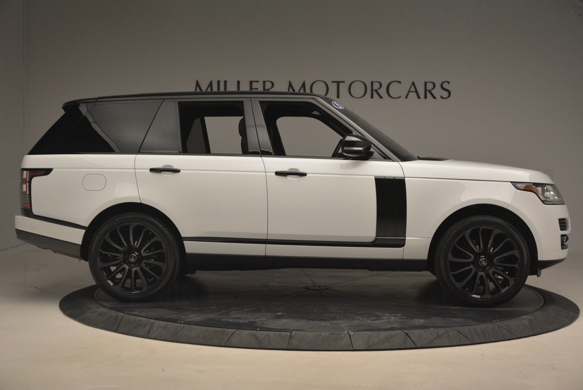 Used 2015 Land Rover Range Rover Supercharged For Sale In Greenwich, CT 1292_p9