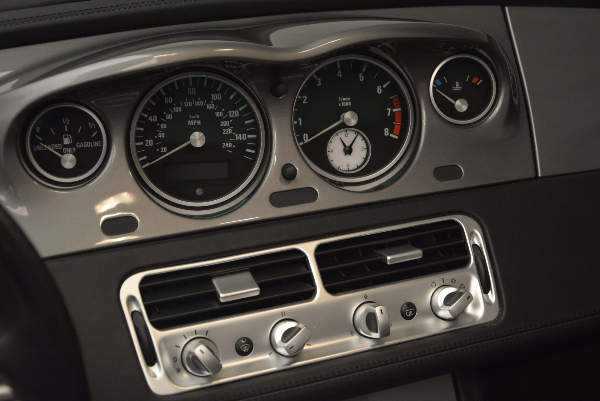 Used 2001 BMW Z8  For Sale In Greenwich, CT 1293_p37