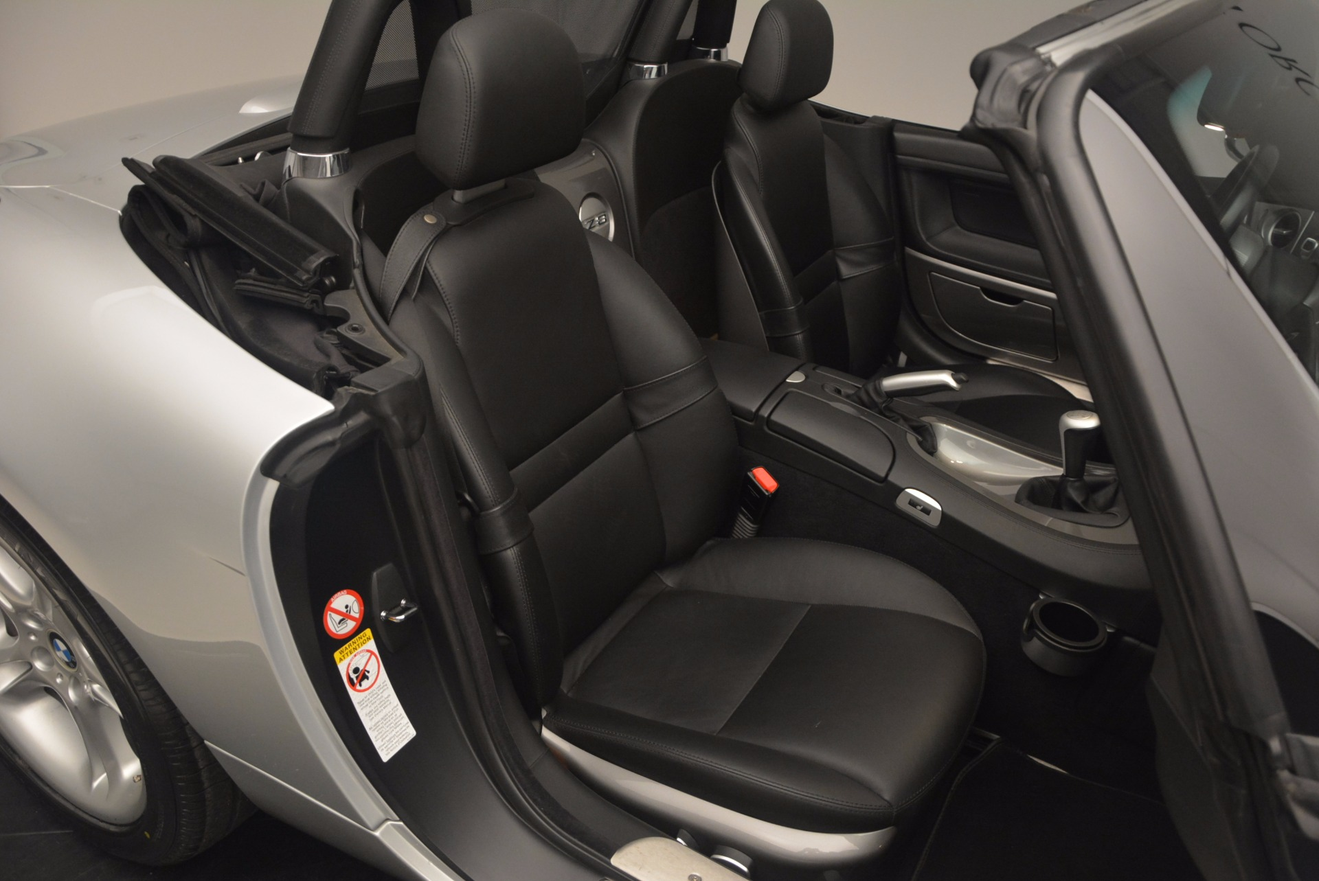 Used 2001 BMW Z8  For Sale In Greenwich, CT 1293_p43