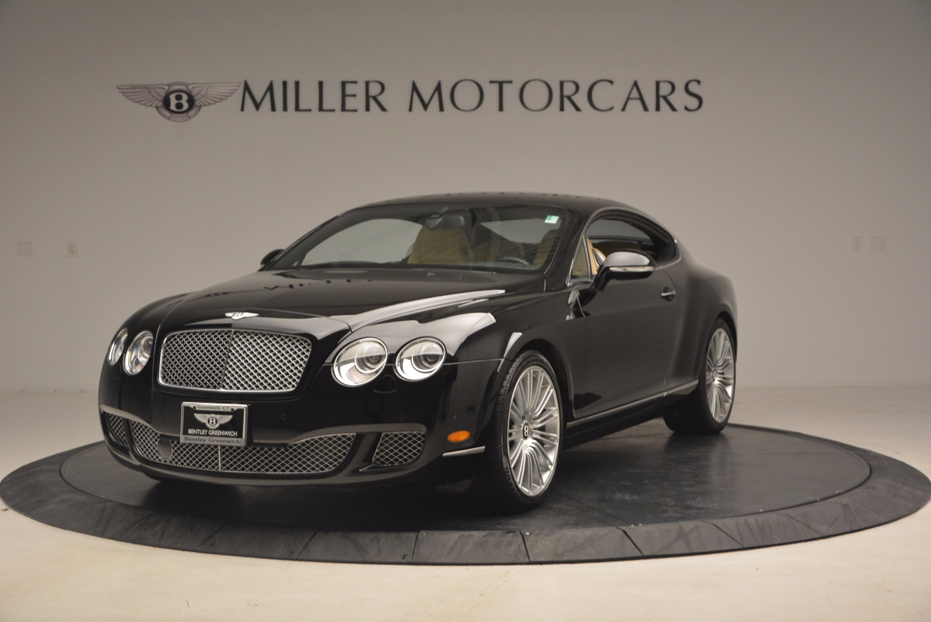 Used 2010 Bentley Continental GT Speed For Sale In Greenwich, CT 1294_main