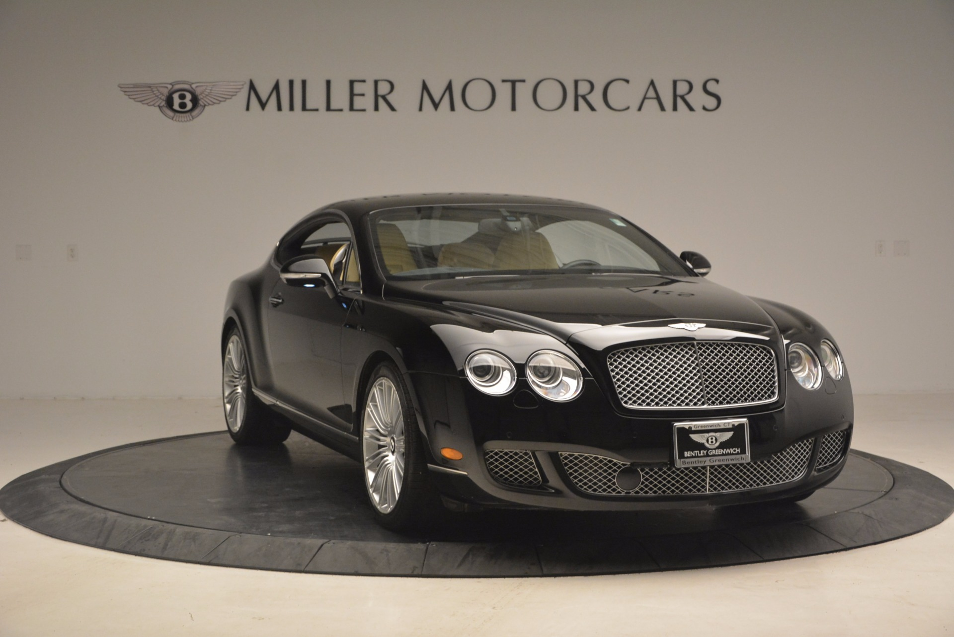 Used 2010 Bentley Continental GT Speed For Sale In Greenwich, CT 1294_p11
