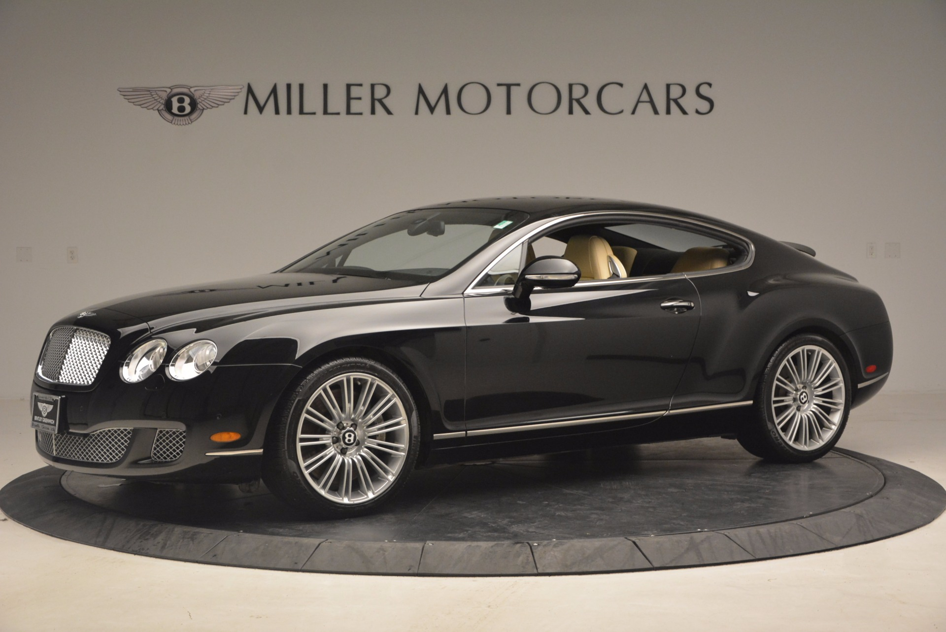 Used 2010 Bentley Continental GT Speed For Sale In Greenwich, CT 1294_p2