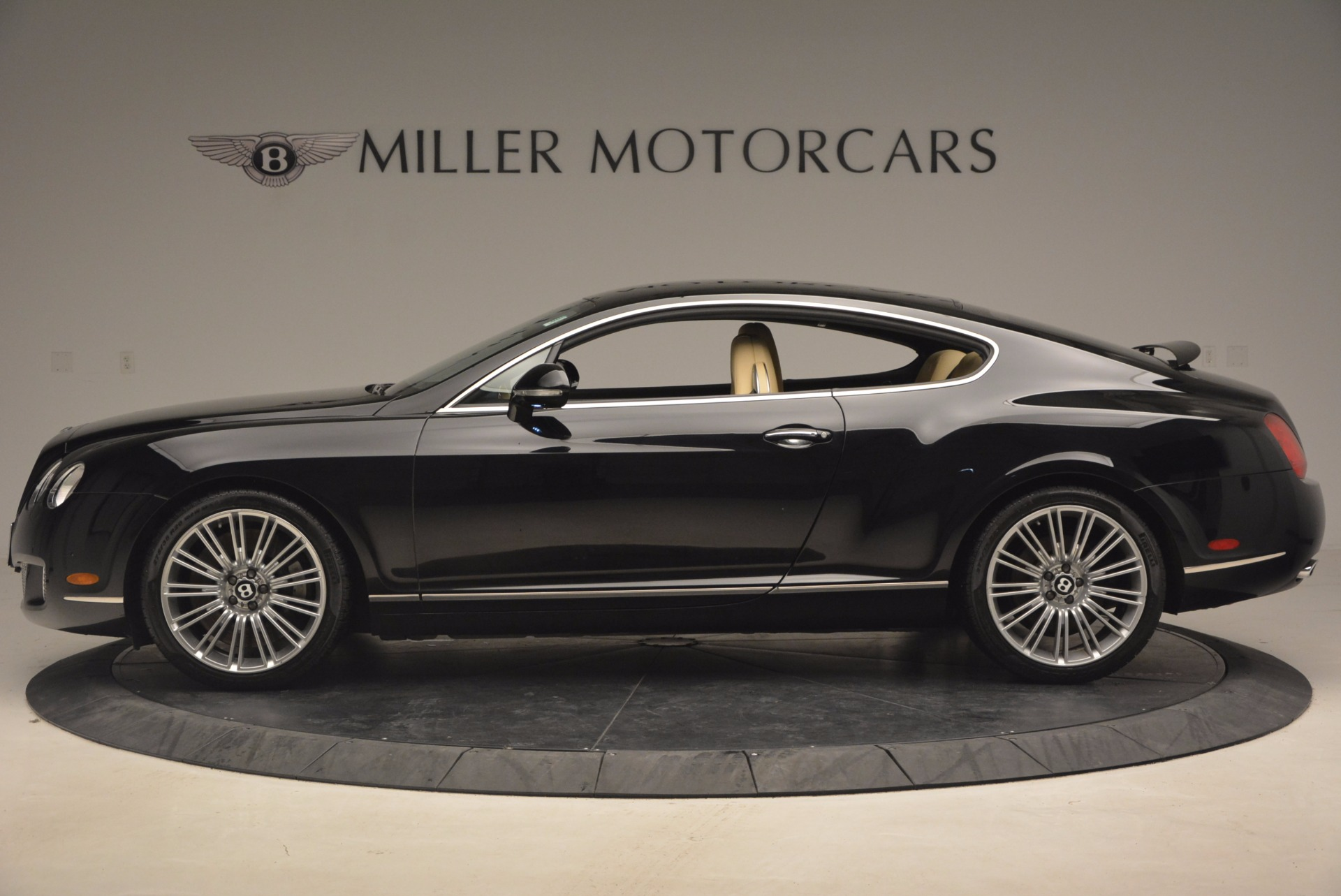Used 2010 Bentley Continental GT Speed For Sale In Greenwich, CT 1294_p3