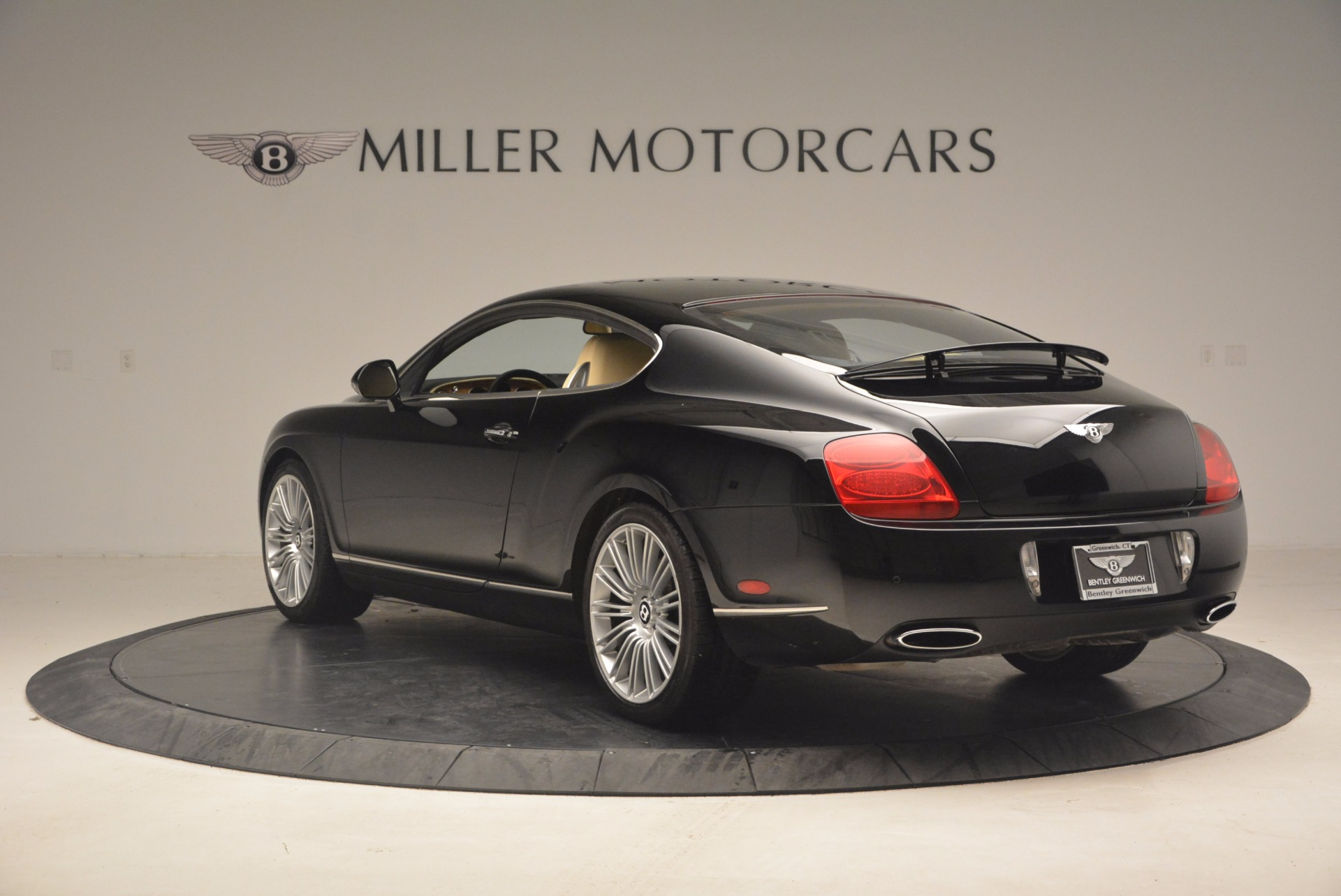 Used 2010 Bentley Continental GT Speed For Sale In Greenwich, CT 1294_p5
