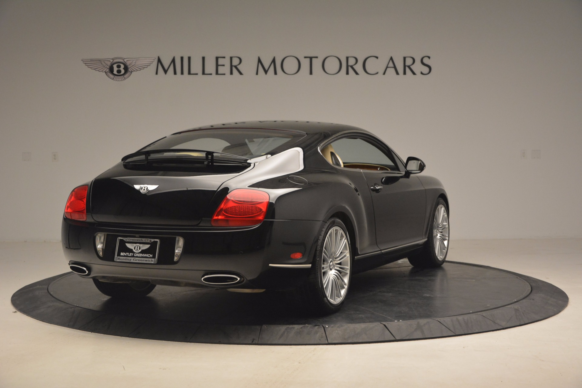 Used 2010 Bentley Continental GT Speed For Sale In Greenwich, CT 1294_p7