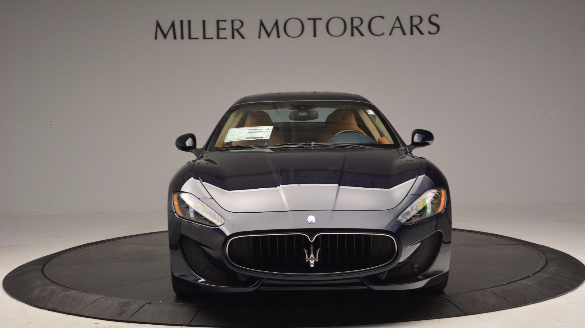 New 2017 Maserati GranTurismo Coupe Sport For Sale In Greenwich, CT 1295_p12