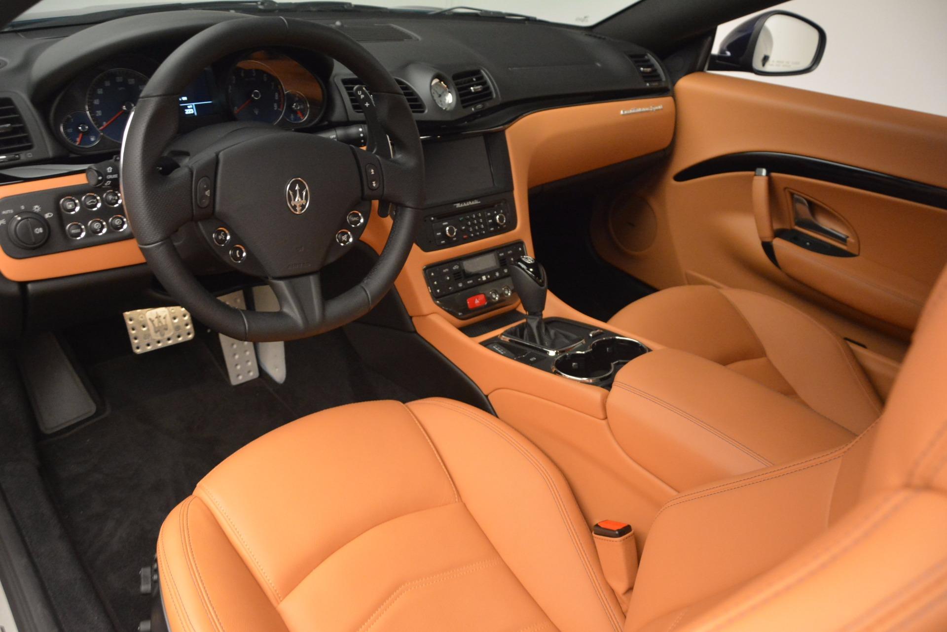 New 2017 Maserati GranTurismo Coupe Sport For Sale In Greenwich, CT 1295_p13