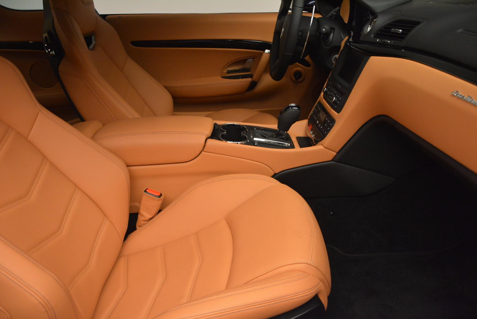 New 2017 Maserati GranTurismo Coupe Sport For Sale In Greenwich, CT 1295_p20