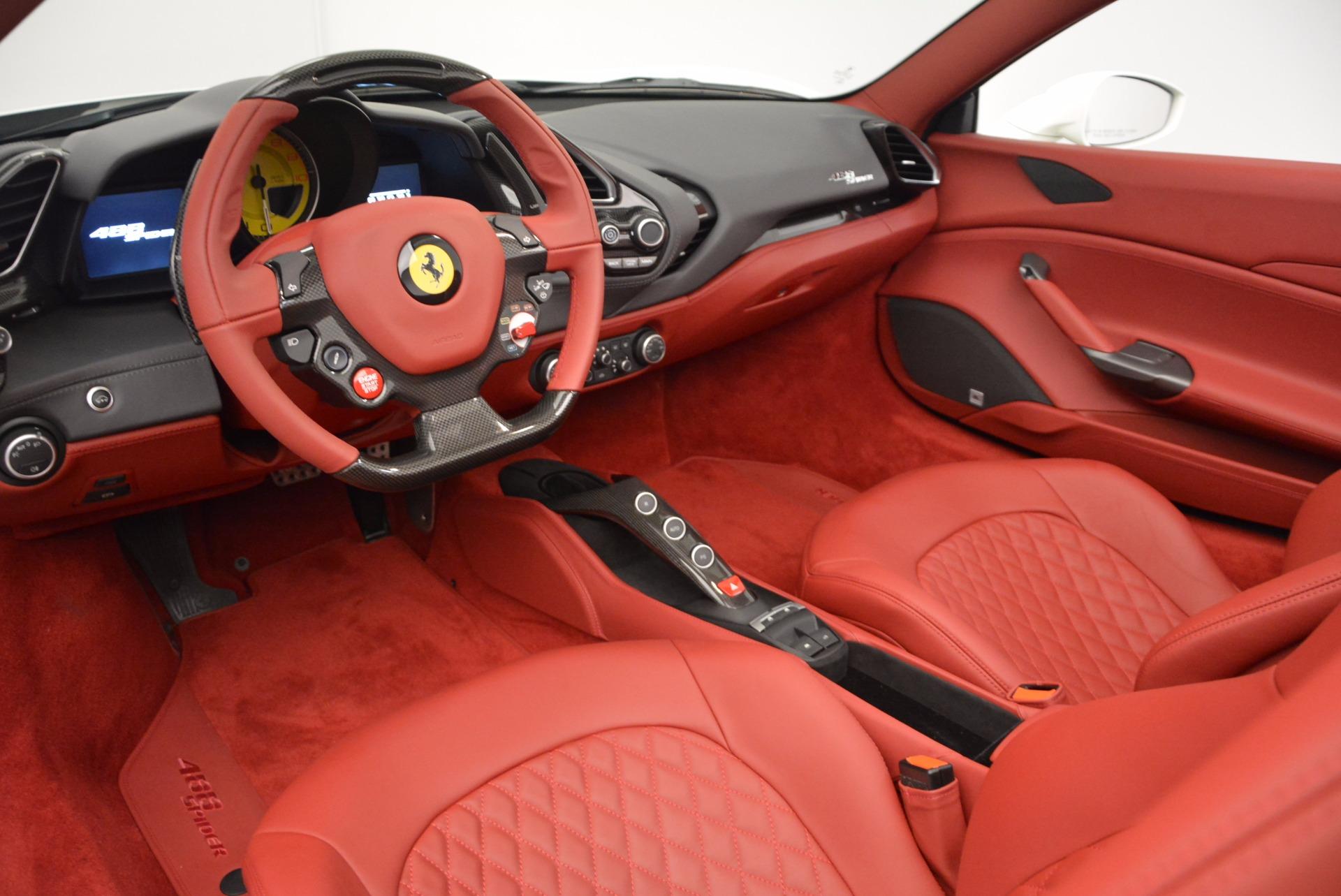 Used 2017 Ferrari 488 Spider  For Sale In Greenwich, CT 1296_p25