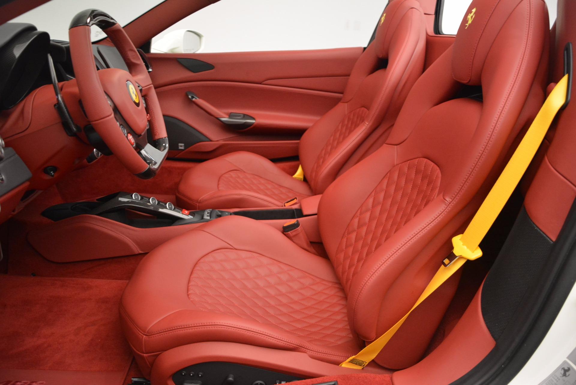 Used 2017 Ferrari 488 Spider  For Sale In Greenwich, CT 1296_p26