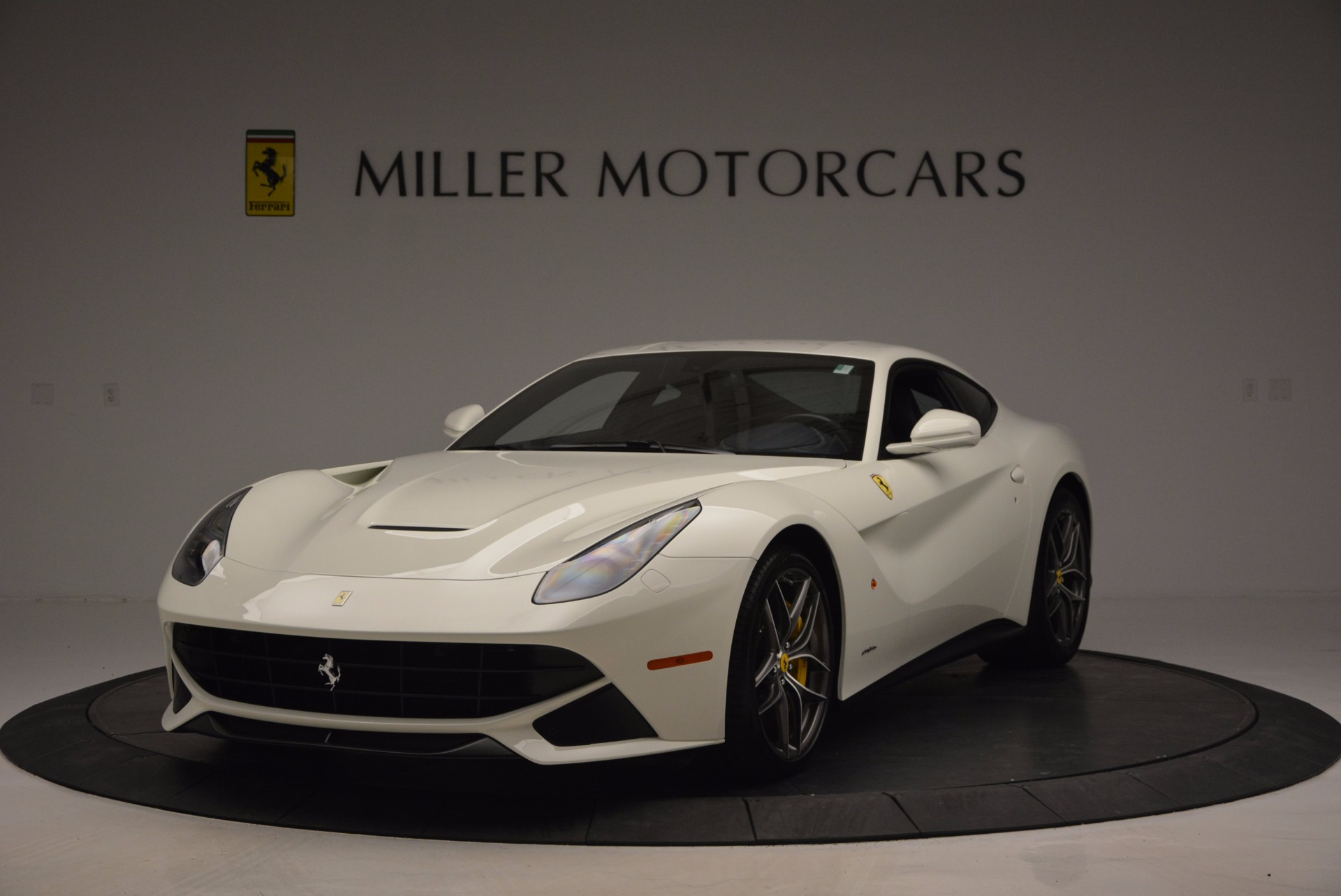 Used 2017 Ferrari F12 Berlinetta  For Sale In Greenwich, CT 1297_main