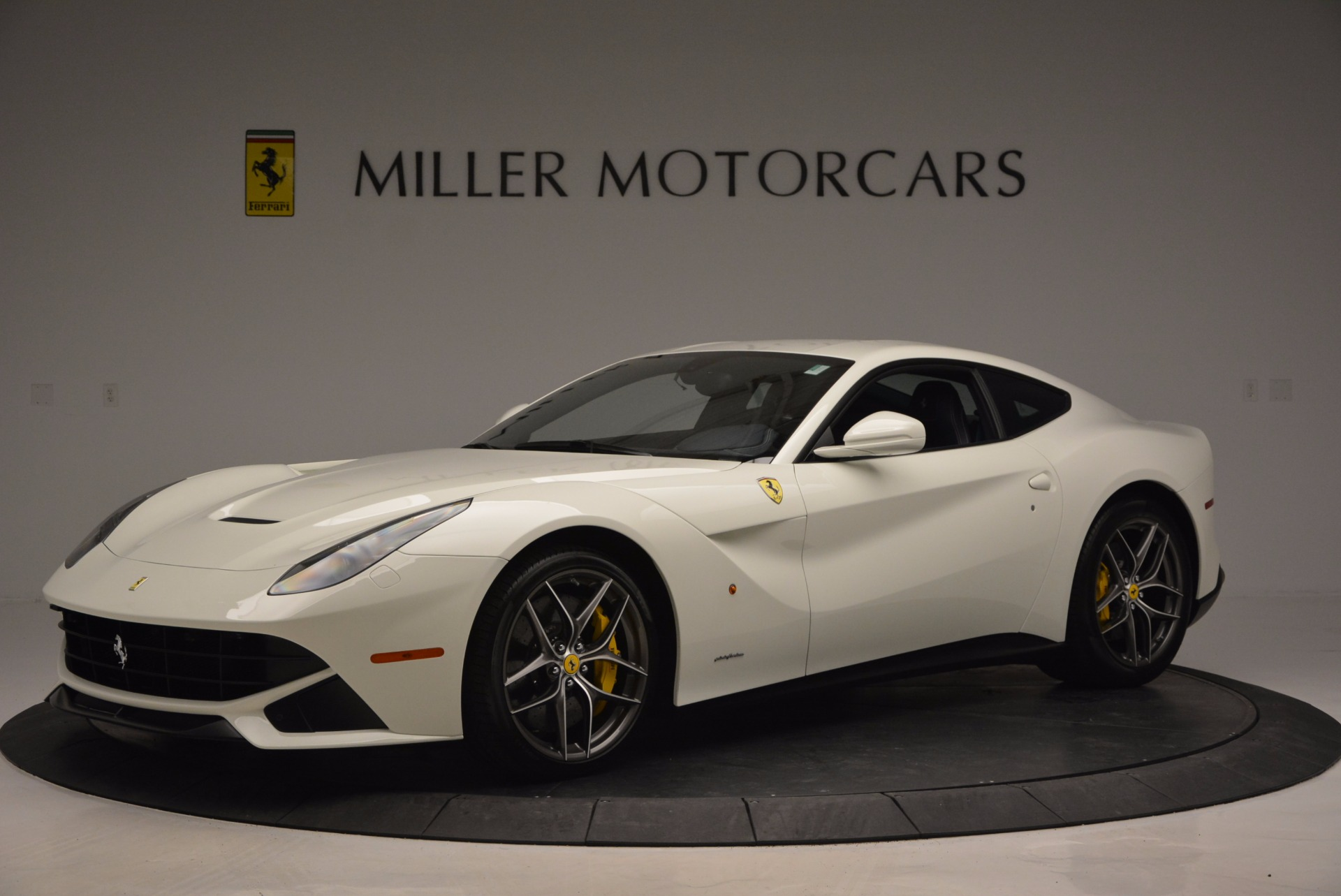 Used 2017 Ferrari F12 Berlinetta  For Sale In Greenwich, CT 1297_p2