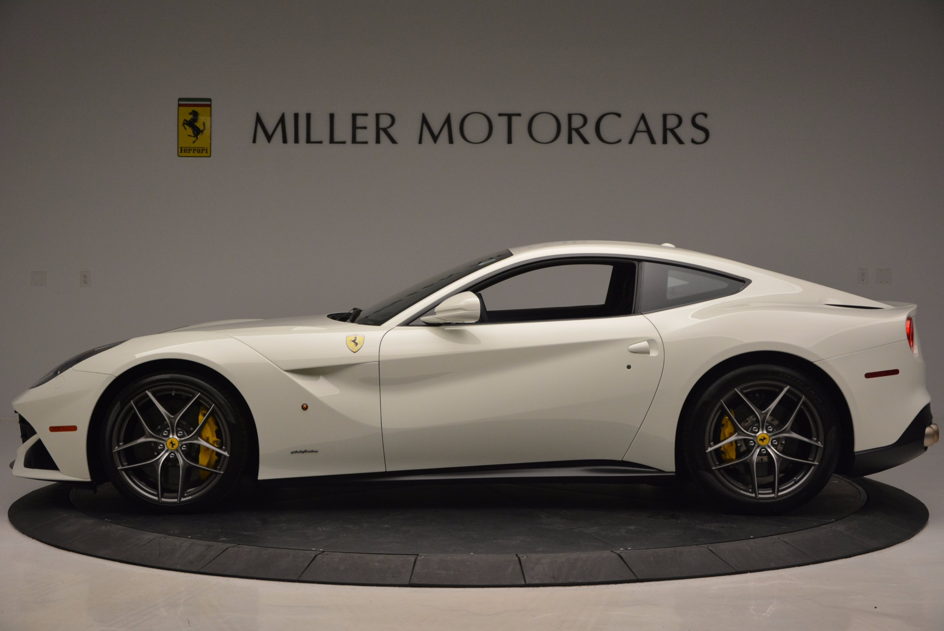 Used 2017 Ferrari F12 Berlinetta  For Sale In Greenwich, CT 1297_p3