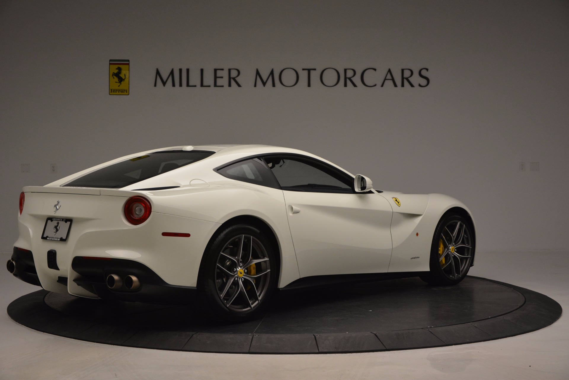 Used 2017 Ferrari F12 Berlinetta  For Sale In Greenwich, CT 1297_p8