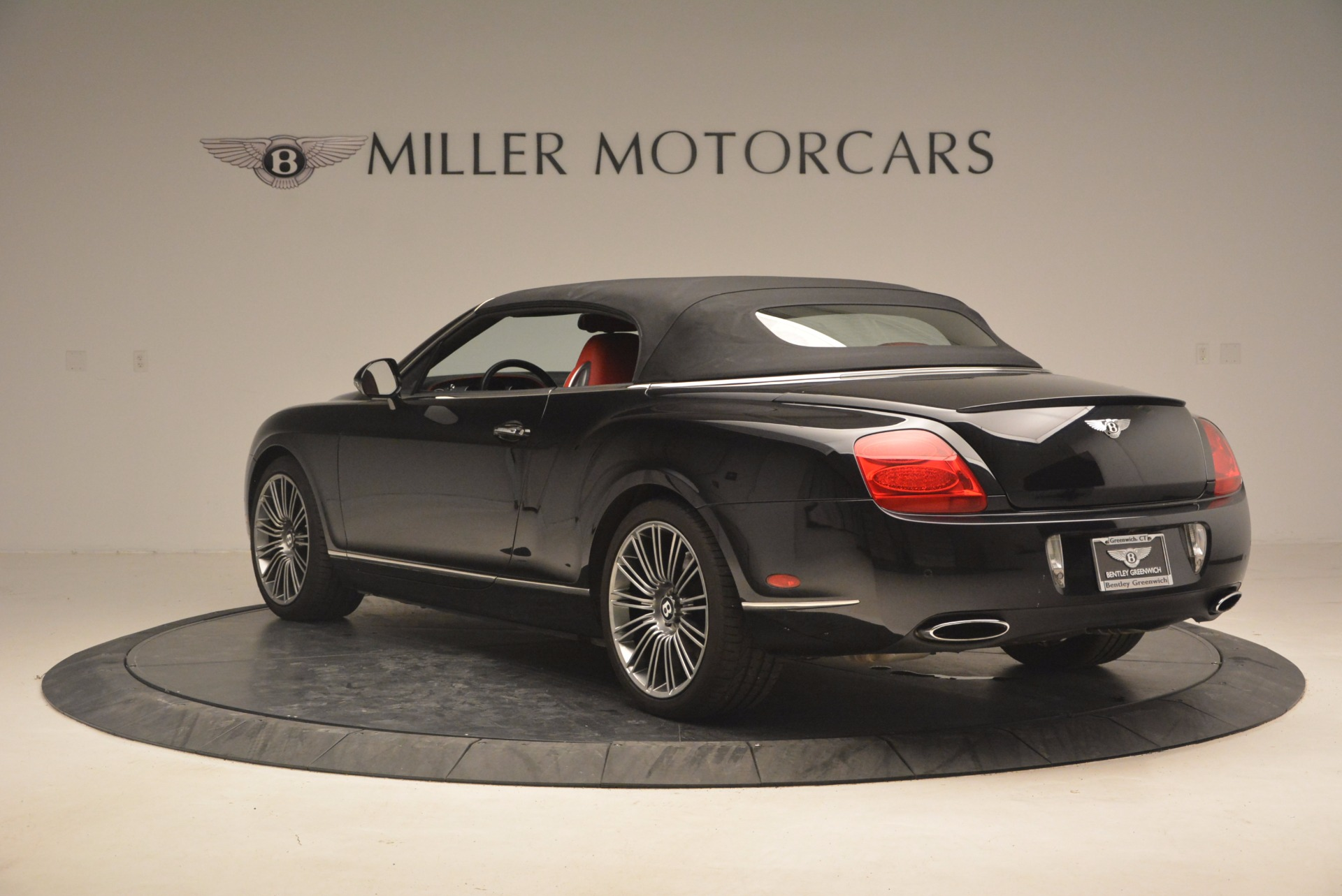 Used 2010 Bentley Continental GT Speed For Sale In Greenwich, CT 1298_p18