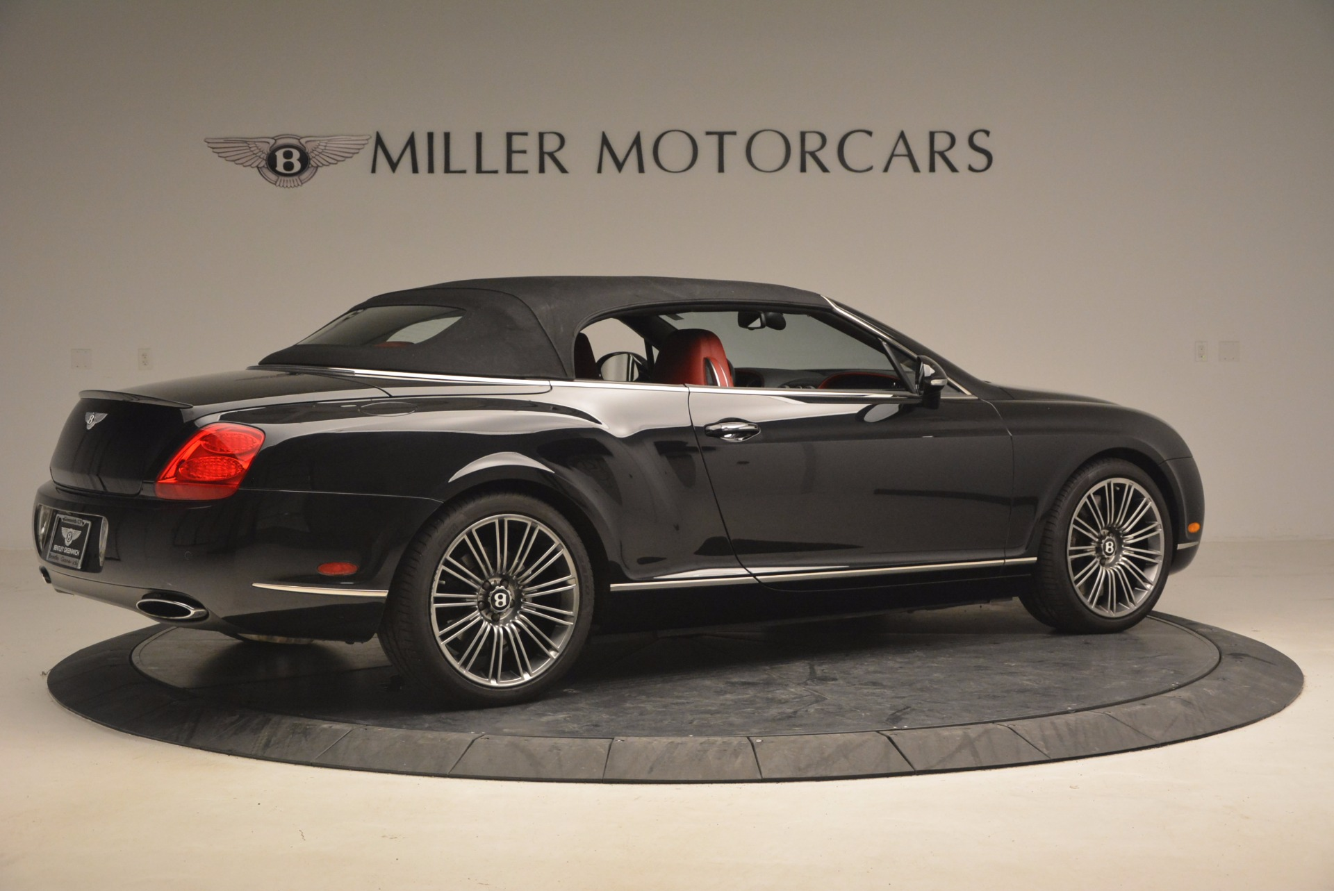Used 2010 Bentley Continental GT Speed For Sale In Greenwich, CT 1298_p21