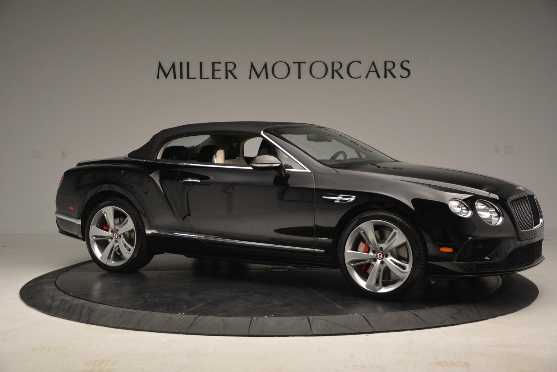 New 2016 Bentley Continental GT V8 S Convertible  For Sale In Greenwich, CT 13_p22