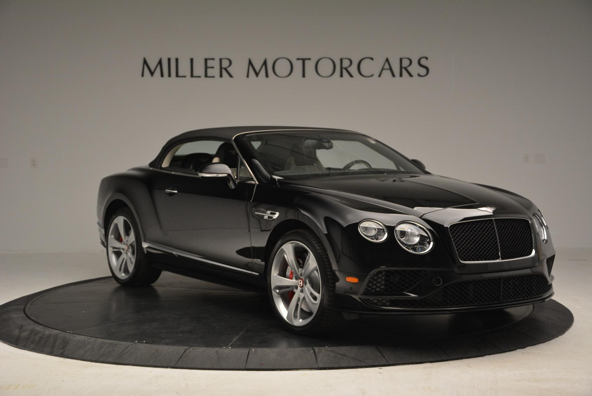 New 2016 Bentley Continental GT V8 S Convertible  For Sale In Greenwich, CT 13_p23