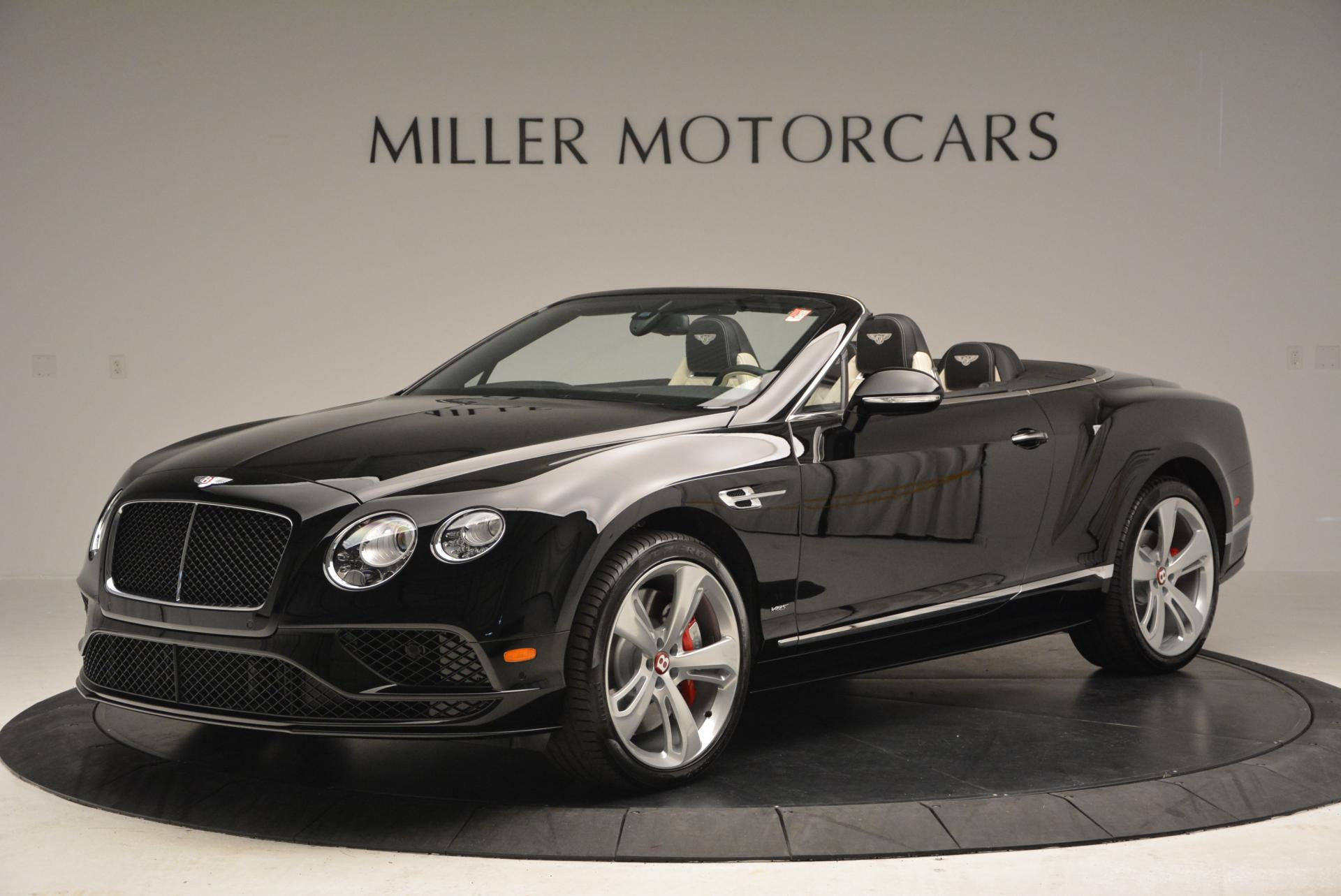 New 2016 Bentley Continental GT V8 S Convertible  For Sale In Greenwich, CT 13_p2
