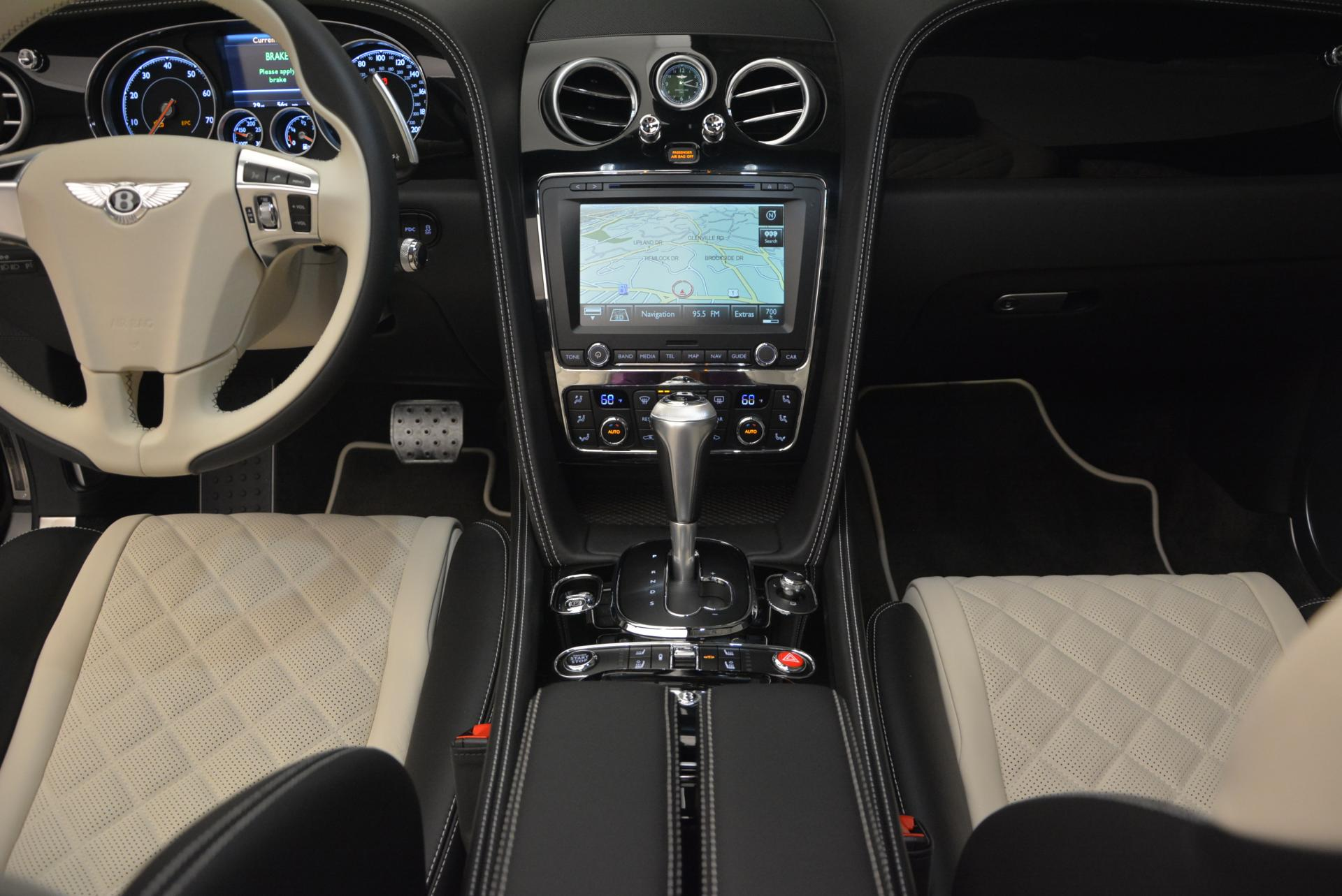 New 2016 Bentley Continental GT V8 S Convertible  For Sale In Greenwich, CT 13_p37
