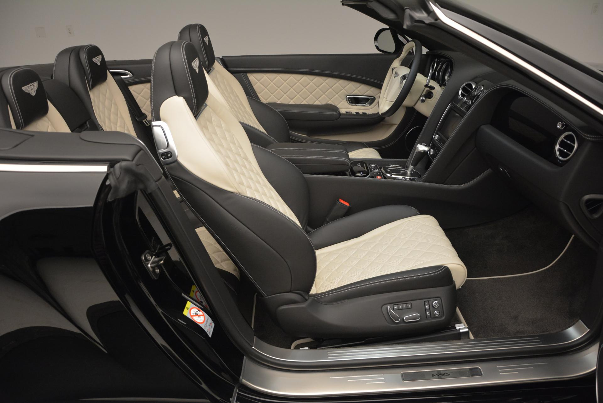 New 2016 Bentley Continental GT V8 S Convertible  For Sale In Greenwich, CT 13_p40