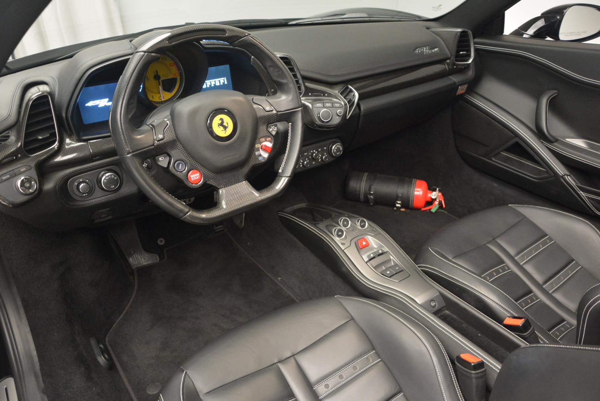 Used 2012 Ferrari 458 Spider  For Sale In Greenwich, CT 130_p25