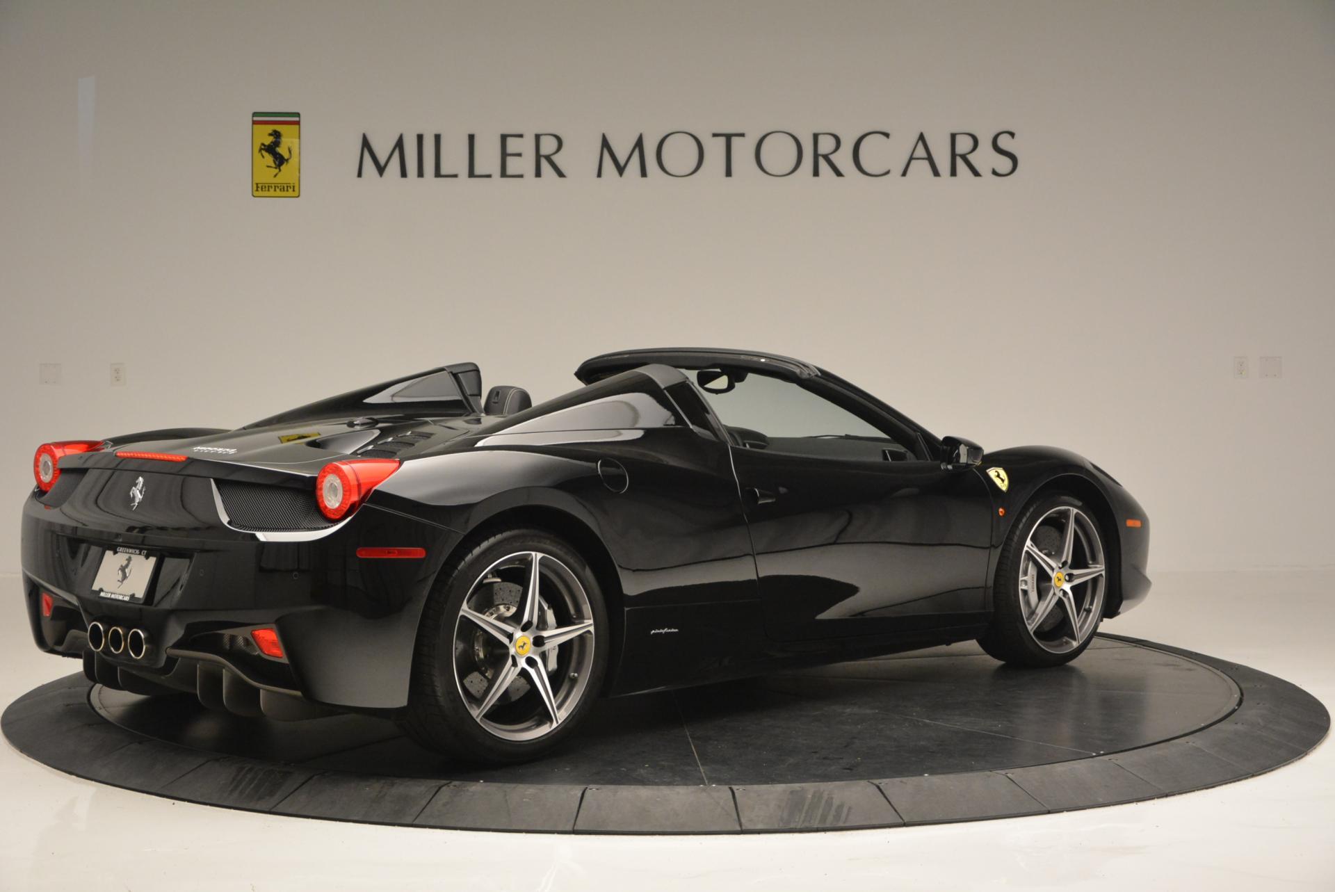 Used 2012 Ferrari 458 Spider  For Sale In Greenwich, CT 130_p8