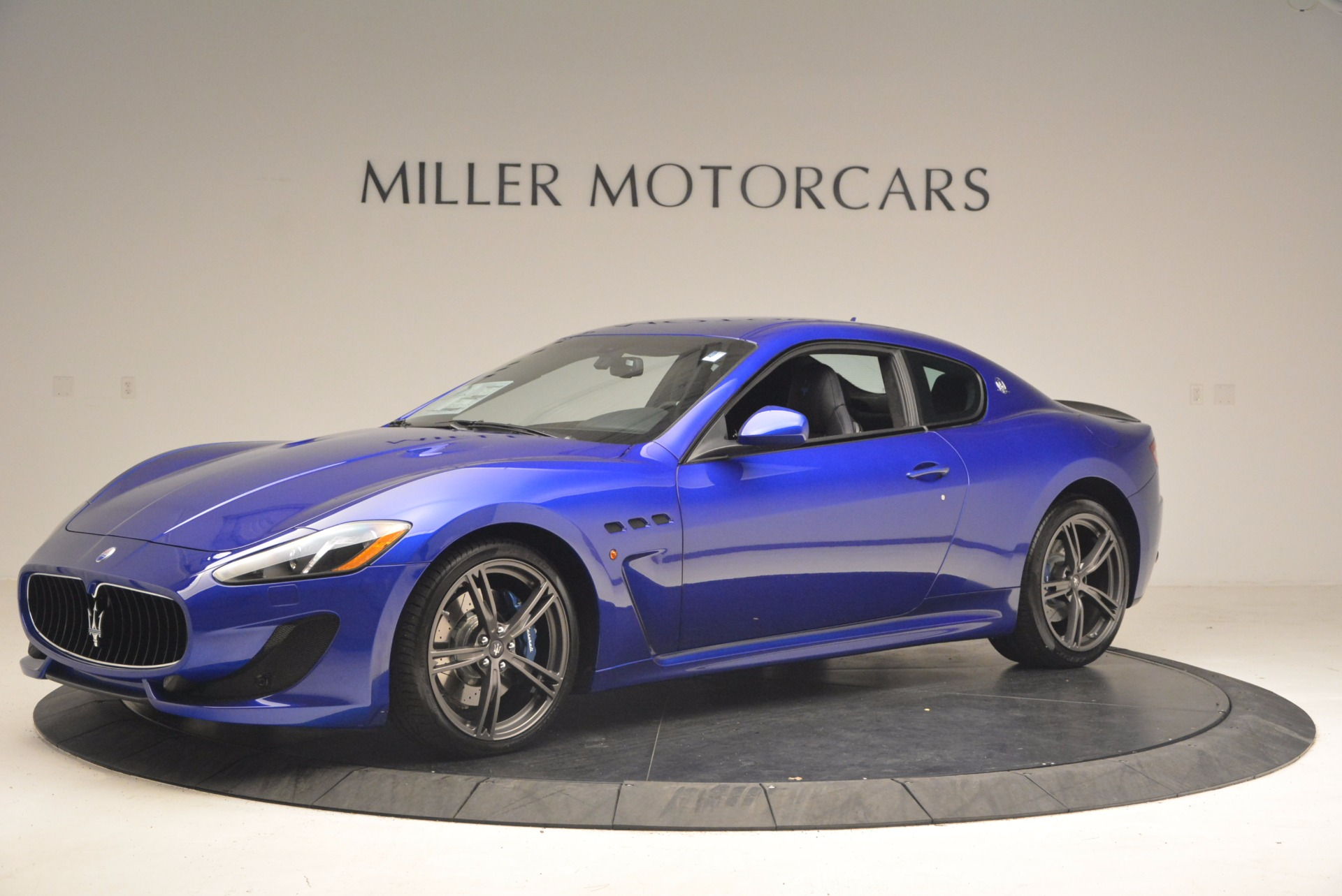 New 2017 Maserati GranTurismo Sport Coupe Special Edition For Sale In Greenwich, CT 1300_p2