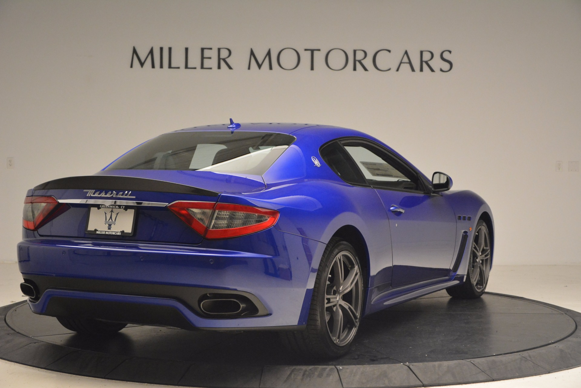 New 2017 Maserati GranTurismo Sport Coupe Special Edition For Sale In Greenwich, CT 1300_p7