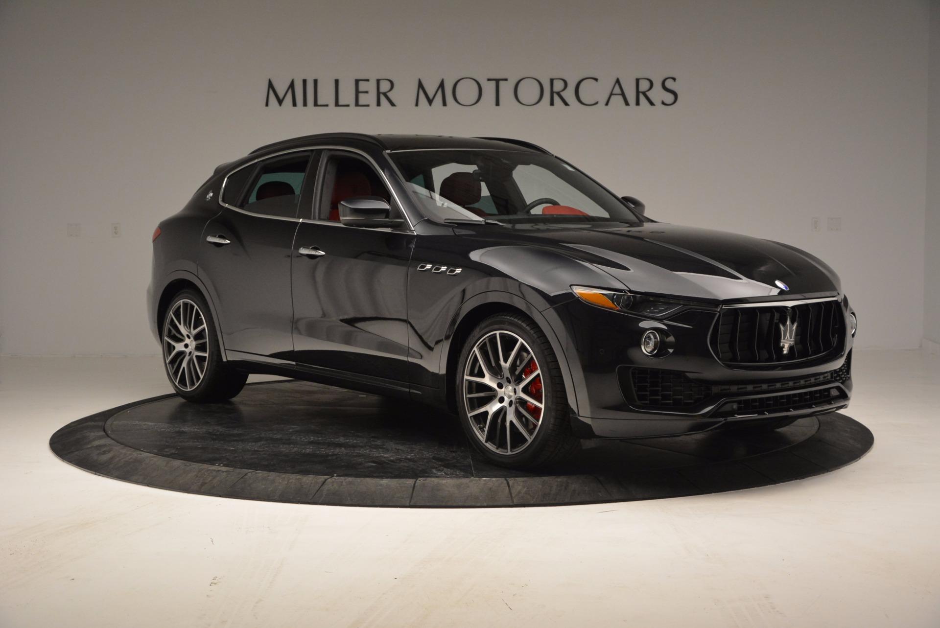 New 2017 Maserati Levante  For Sale In Greenwich, CT 1301_p11