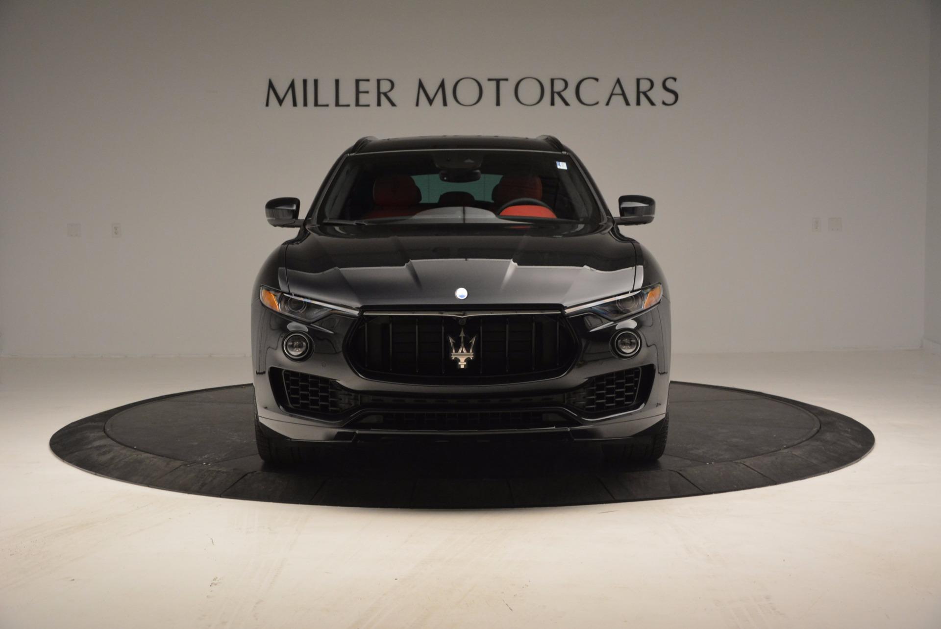 New 2017 Maserati Levante  For Sale In Greenwich, CT 1301_p12