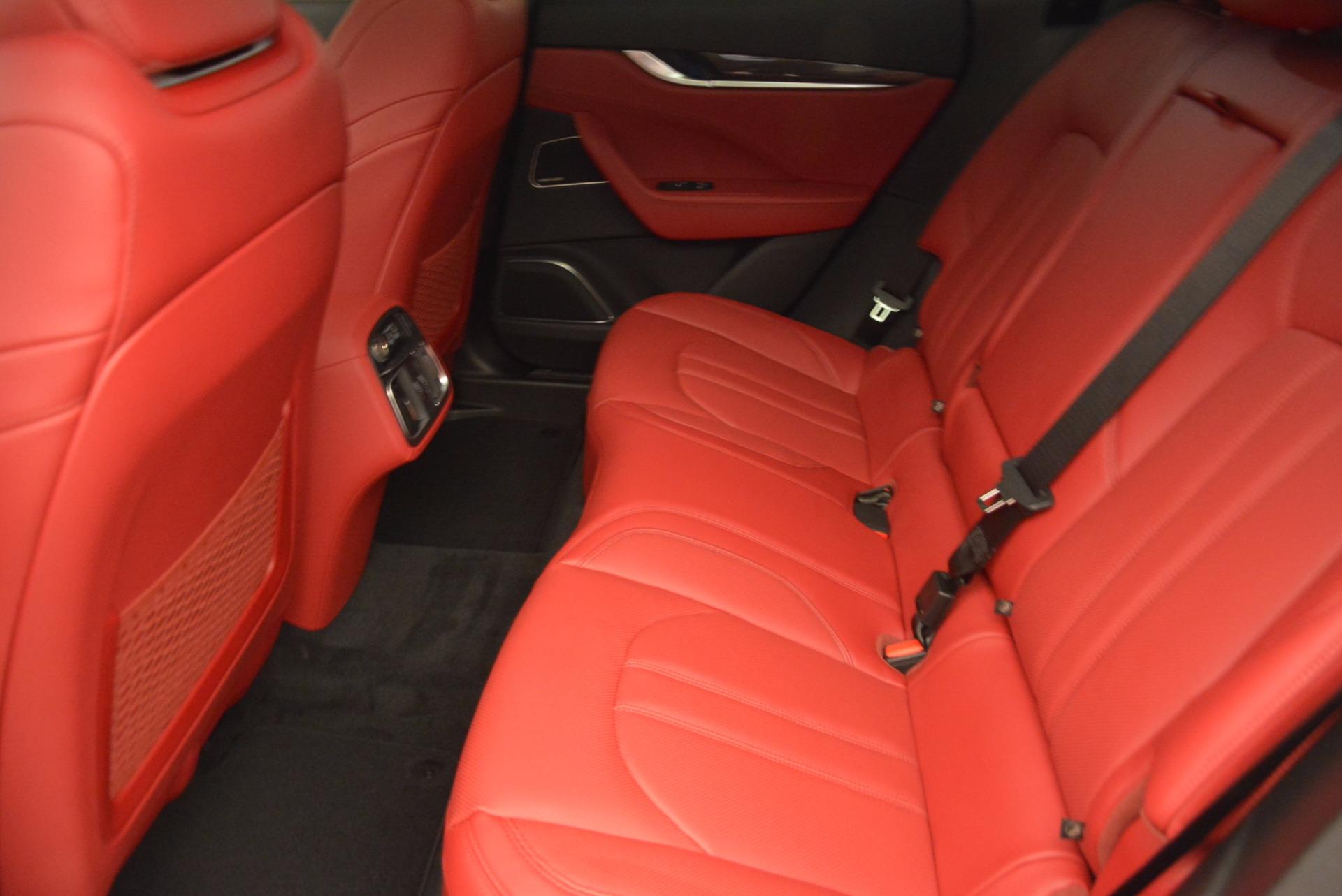 New 2017 Maserati Levante  For Sale In Greenwich, CT 1301_p19