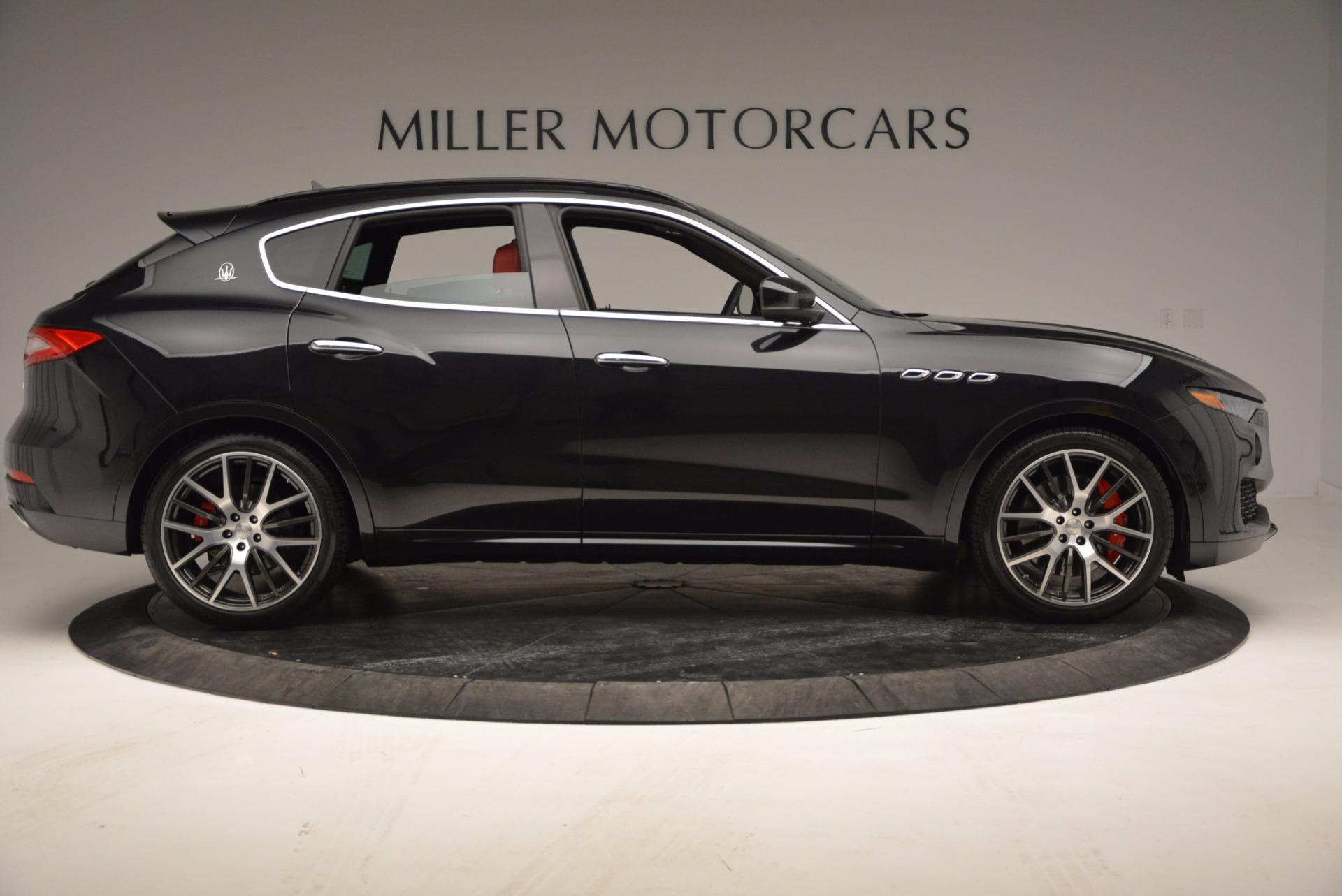 New 2017 Maserati Levante  For Sale In Greenwich, CT 1301_p9