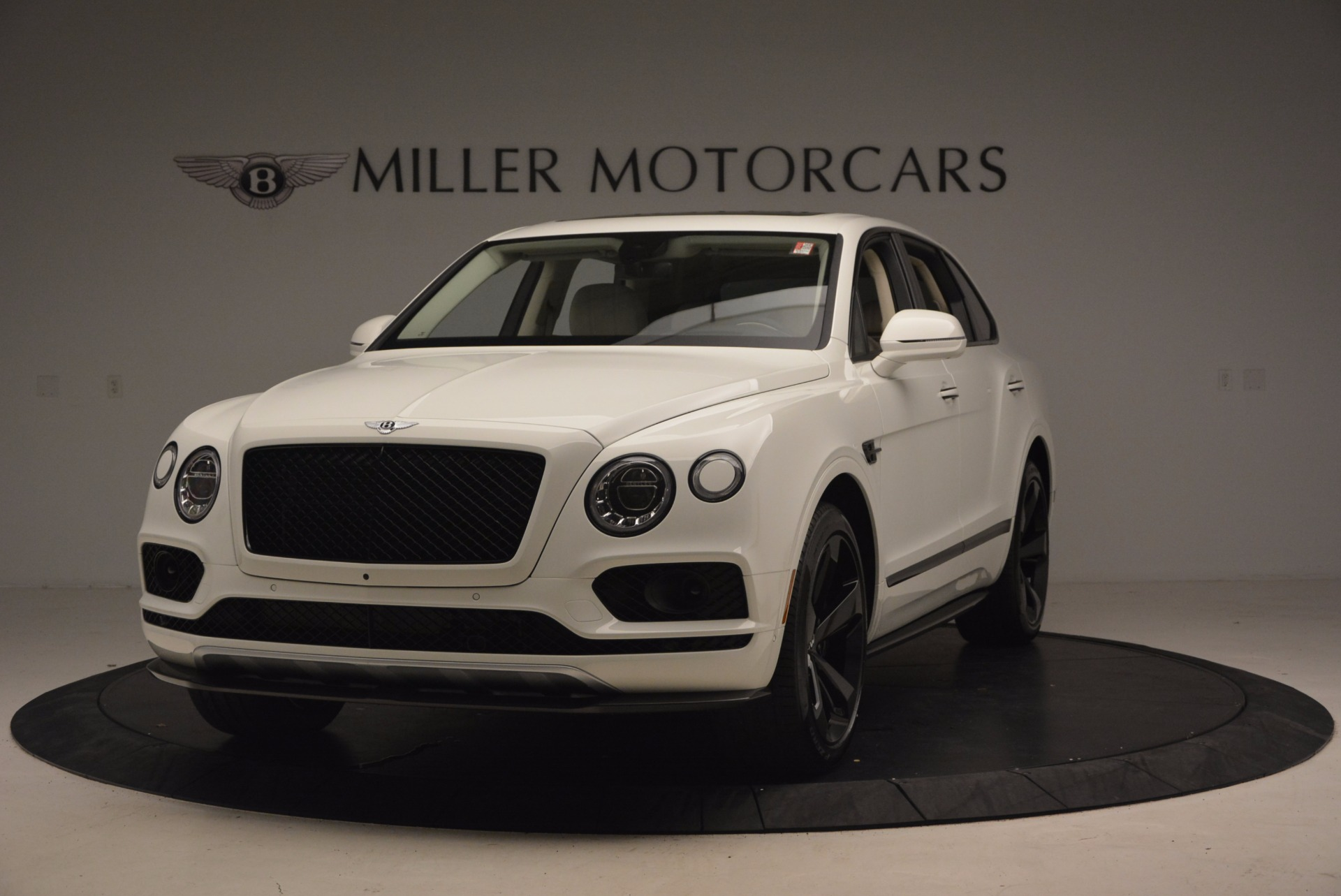 New 2018 Bentley Bentayga Black Edition For Sale In Greenwich, CT 1302_main