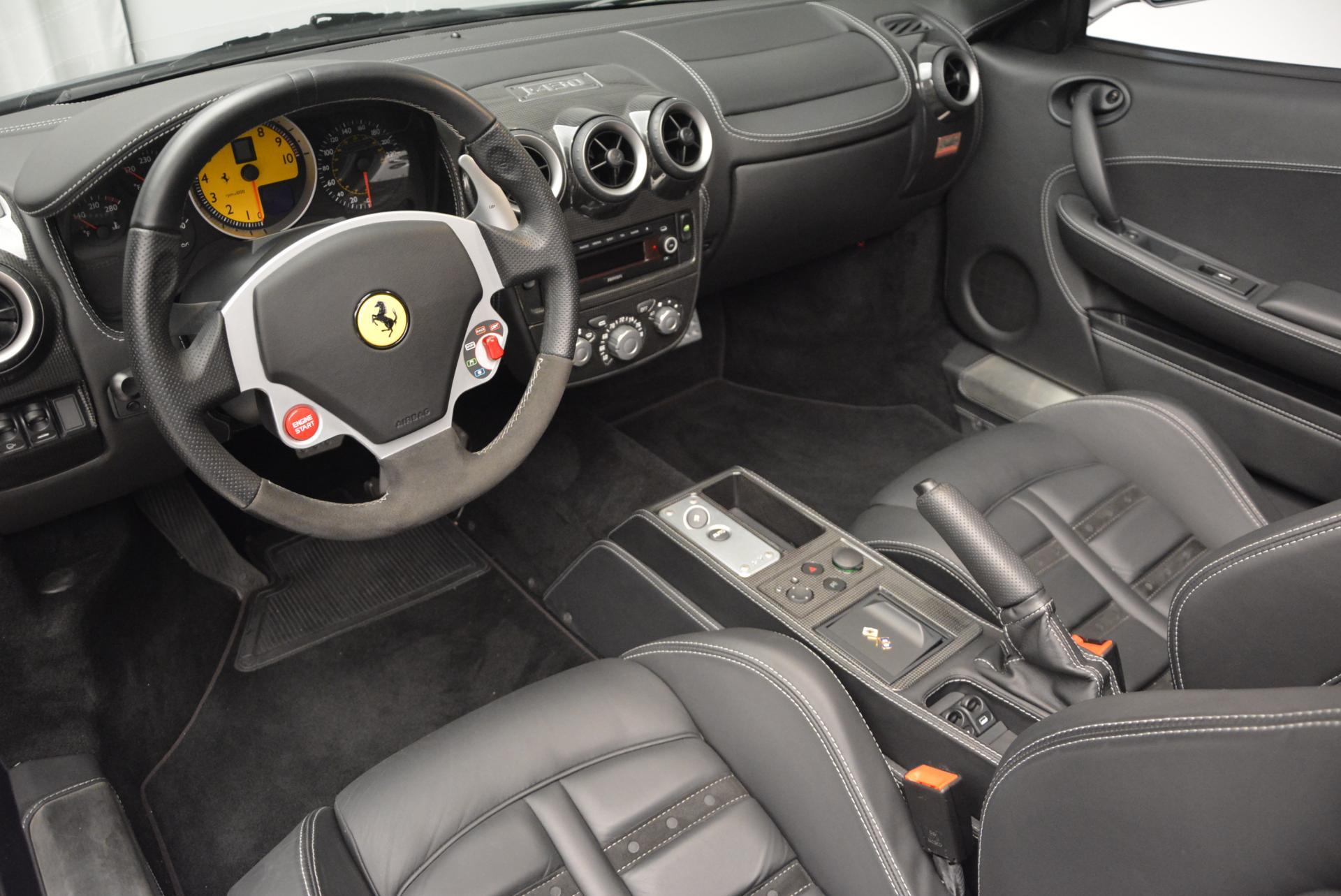 Used 2009 Ferrari F430 Spider F1 For Sale In Greenwich, CT 131_p28